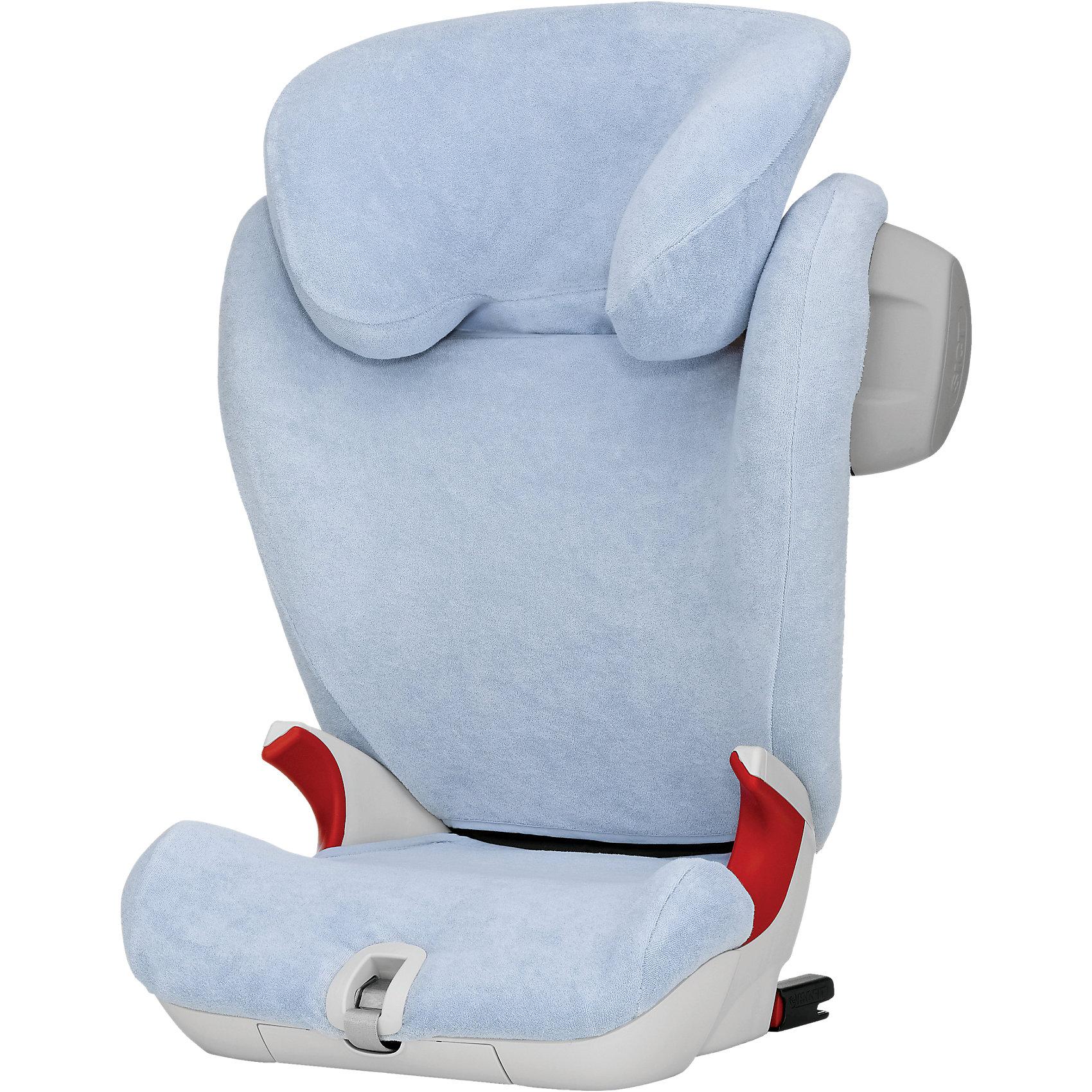 Летний чехол для автокресла KID II, KIDFIX SL, Britax Roemer, BlueЛетний чехол для автокресла KID II, KIDFIX SL - идеальный вариант для перевозки детей в жаркую погоду. Чехол предохранит кресло от загрязнений, благодаря светлой расцветке он меньше нагревается. Выполнен из мягкого, приятного на ощупь гипоаллергенного материала. <br><br>Дополнительная информация:<br><br>- Материал: 80% хлопок, 20% полиэстер.<br>- Мягкая, приятная на ощупь ткань. <br>- Отлично поглощает влагу. <br>- Стирка при 60 ?.<br><br>Летний чехол для автокресла KID II, KIDFIX SL, Britax Romer (Бритакс Ремер), Blue, можно купить в нашем магазине.<br><br>Ширина мм: 261<br>Глубина мм: 192<br>Высота мм: 68<br>Вес г: 330<br>Цвет: синий<br>Возраст от месяцев: 36<br>Возраст до месяцев: 144<br>Пол: Унисекс<br>Возраст: Детский<br>SKU: 4700731