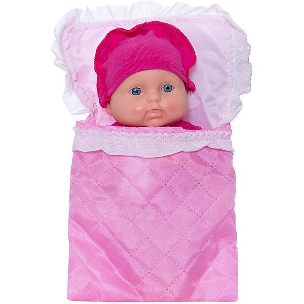 Кукла Карапуз 17, ВеснаКуклы<br>Симпатичная и качественная кукла от отечественного производителя способна не просто помочь ребенку весело проводить время, но и научить девочку заботиться о других. На игрушке - симпатичная одежда и шапочка, всё можно снимать и надевать. Также прилагается красивый конверт-одеяло.<br>Такая кукла помогает ребенку нарабатывать социальные навыки и весело познавать мир. Сделана игрушка из качественных, приятных на ощупь и безопасных для ребенка материалов.<br><br>Отличительные особенности куклы:<br><br>- материал: пластмасса;<br>- волосы: рельефная имитация;<br>- можно купать;<br>- снимающаяся одежда;<br>- высота: 20 см.<br><br>Куклу Карапуз 17 от марки Весна можно купить в нашем магазине.<br>Ширина мм: 240; Глубина мм: 130; Высота мм: 75; Вес г: 190; Возраст от месяцев: 36; Возраст до месяцев: 1188; Пол: Женский; Возраст: Детский; SKU: 4701836;