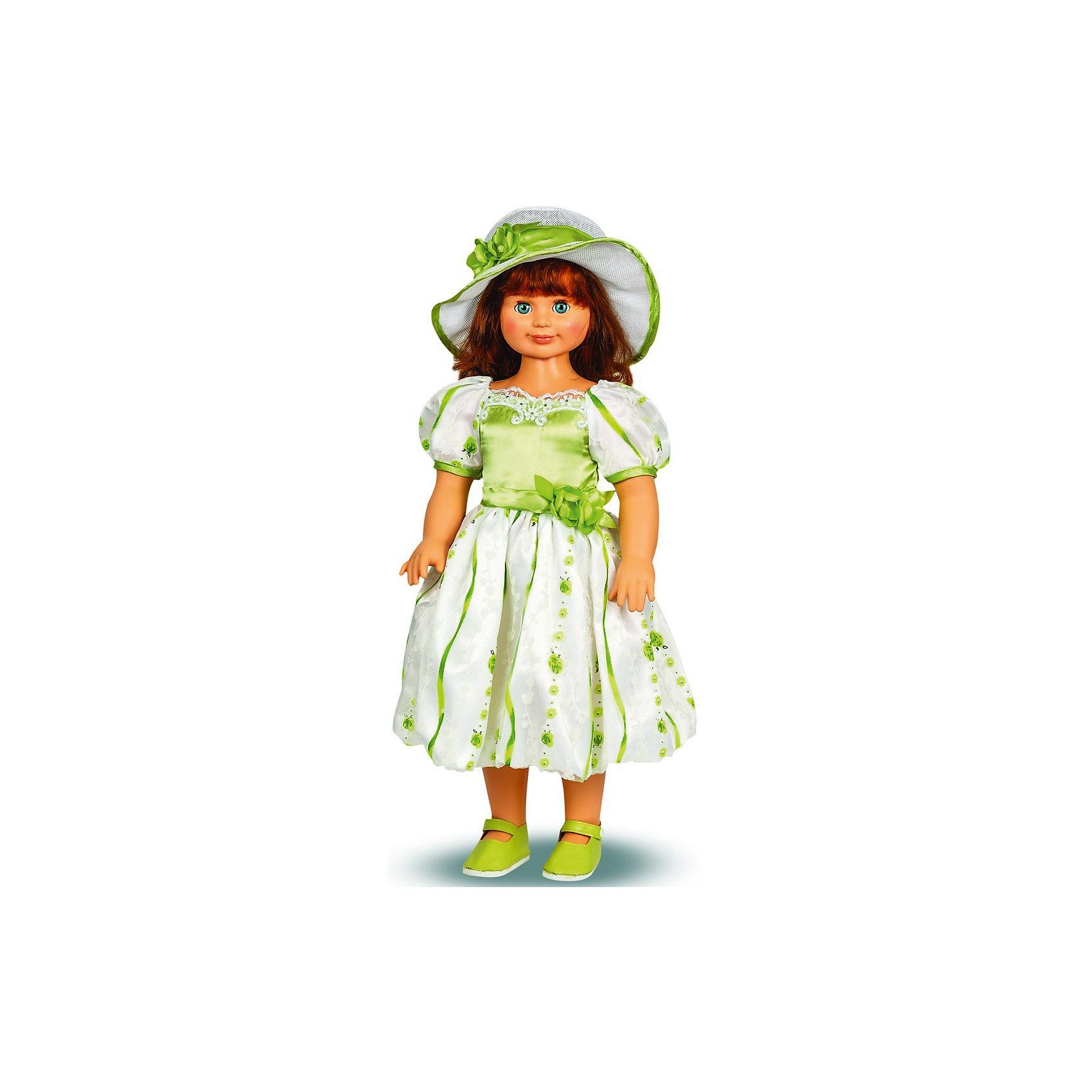 Весна Кукла Милана 5, со звуком, 70 см, Весна кукла весна алсу 35 см со звуком в1634 о