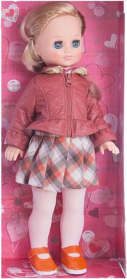 Кукла Лиза 1, со звуком, 42 см, Весна фото-1