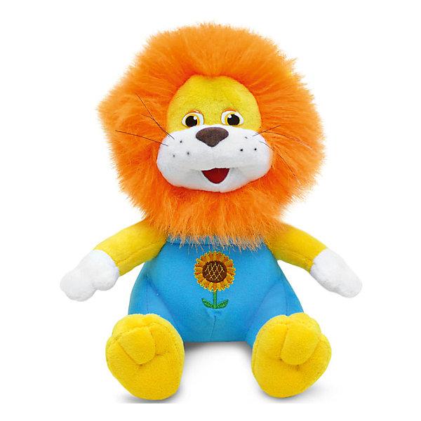 Львенок в штанишках, музыкальный, 27 см, LAVAМузыкальные мягкие игрушки<br>Симпатичная мягкая игрушка сделана в виде Рыжего львенка в штанах. Она поможет ребенку проводить время весело и с пользой (такие игрушки развивают воображение и моторику). В игрушке есть встроенный звуковой модуль, работающий на батарейках.<br>Размер игрушки универсален - 27 сантиметра, её удобно брать с собой в поездки и на прогулку. Сделан Львенок из качественных и безопасных для ребенка материалов, которые еще и приятны на ощупь. Эта игрушка может стать и отличным подарком для взрослого.<br><br>Дополнительная информация:<br><br>- материал: текстиль, пластик;<br>- звуковой модуль;<br>- язык: русский;<br>- работает на батарейках;<br>- высота: 27 см.<br><br>Игрушку Львенок в штанишках, музыкальный, 27 см, от марки LAVA можно купить в нашем магазине.<br><br>Ширина мм: 270<br>Глубина мм: 130<br>Высота мм: 120<br>Вес г: 357<br>Возраст от месяцев: 36<br>Возраст до месяцев: 1188<br>Пол: Унисекс<br>Возраст: Детский<br>SKU: 4701872