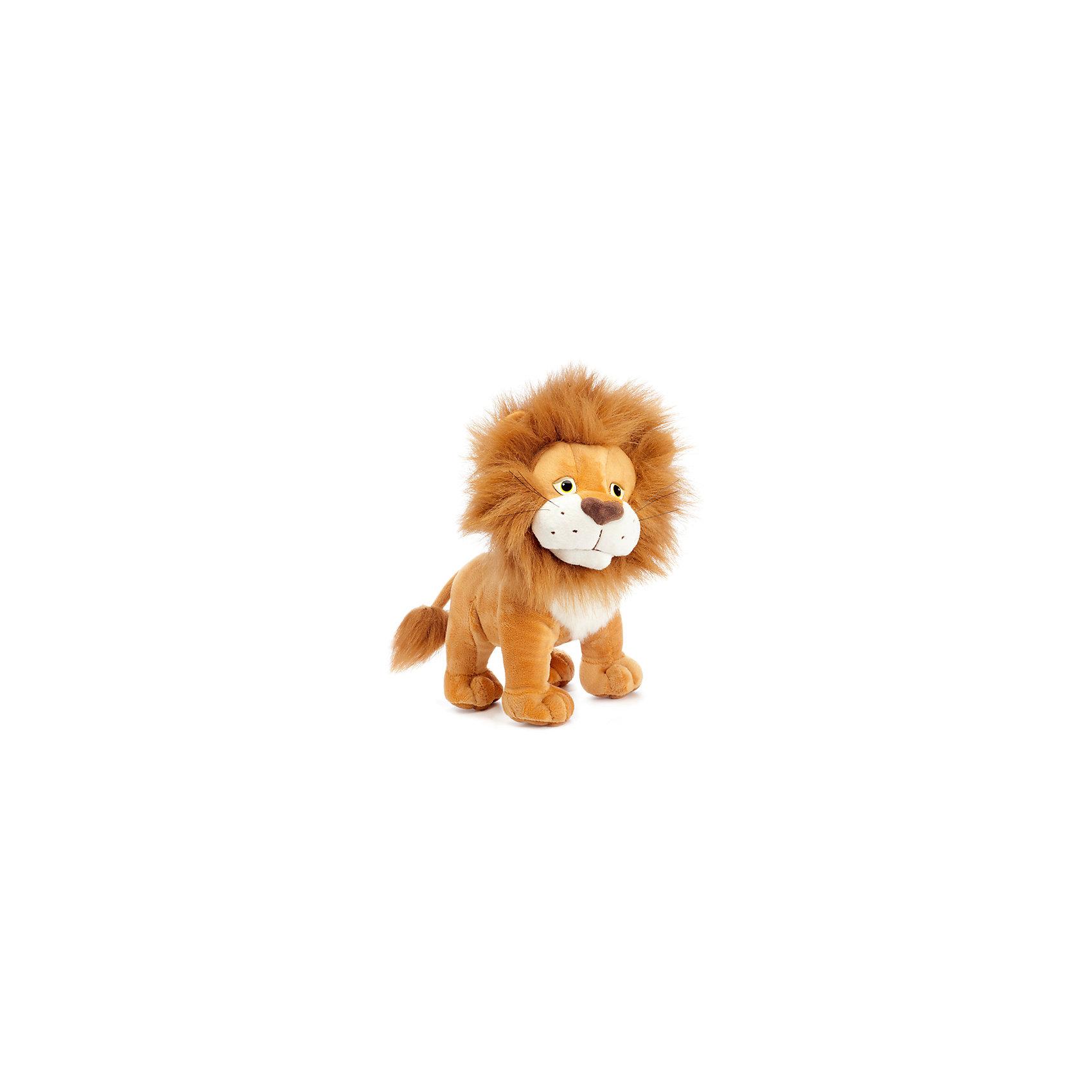 Лев, музыкальный, 25 см, LAVA