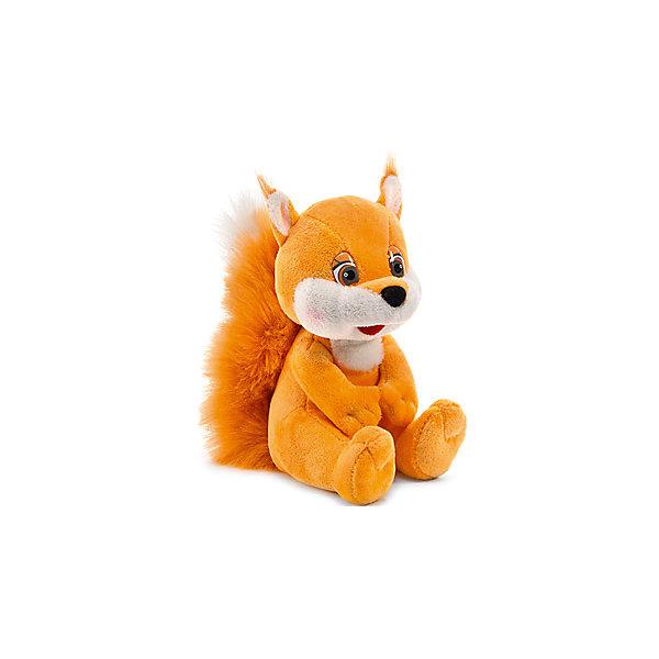 Бельчонок, музыкальный, 18,6 см, LAVAМягкие игрушки животные<br>Симпатичная мягкая игрушка сделана в виде забавной Белки. Она поможет ребенку проводить время весело и с пользой (такие игрушки развивают воображение и моторику). В игрушке есть встроенный звуковой модуль, работающий на батарейках.<br>Размер игрушки универсален - 18,6 сантиметров, её удобно брать с собой в поездки и на прогулку. Сделана Белка из качественных и безопасных для ребенка материалов, которые еще и приятны на ощупь. Эта игрушка может стать и отличным подарком для взрослого.<br><br>Дополнительная информация:<br><br>- материал: текстиль, пластик;<br>- звуковой модуль;<br>- язык: русский;<br>- работает на батарейках;<br>- высота: 18,6 см.<br><br>Игрушку Бельчонок, музыкальный, 18,6 см, от марки LAVA можно купить в нашем магазине.<br><br>Ширина мм: 9999<br>Глубина мм: 9999<br>Высота мм: 165<br>Вес г: 129<br>Возраст от месяцев: 36<br>Возраст до месяцев: 1188<br>Пол: Унисекс<br>Возраст: Детский<br>SKU: 4701888