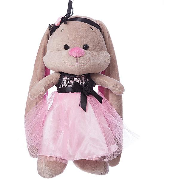 Зайка Лин в розово-черном платьице, 25 см, MAXITOYSМягкие игрушки животные<br>Красивая игрушка сделана в виде Зайца в платье. Она поможет ребенку проводить время весело и с пользой (такие игрушки развивают воображение и моторику). Смотрится игрушка очень мило - ее хочется трогать и играть с ней.<br>Размер игрушки универсален - 25 сантиметров, её удобно брать с собой в поездки и на прогулку. Сделан Зайка из качественных и безопасных для ребенка материалов, которые еще и приятны на ощупь. Эта игрушка может стать и отличным подарком для взрослого, также она украсит любой интерьер.<br><br>Дополнительная информация:<br><br>- материал: мех искусственный, трикотажный, волокно полиэфирное;<br>- высота: 25 см.<br><br>Игрушку Лин в розово-черном платьице, 25 см, от марки MAXITOYS можно купить в нашем магазине.<br>Ширина мм: 140; Глубина мм: 170; Высота мм: 250; Вес г: 221; Возраст от месяцев: 36; Возраст до месяцев: 1188; Пол: Женский; Возраст: Детский; SKU: 4701897;