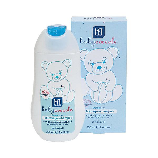 Шампунь мягкий и пена 2 в 1 без слез 250мл, BabycoccoleКосметика для малыша<br>Шампунь мягкий и пена 2 в 1 без слез 250мл, Babycoccole (Бэбикоколле) – нежно очищает тонкие волосы и кожу малыша.<br>Мягкий шампунь-пена для ванн Babycoccole с чистыми натуральными ингредиентами и экстрактом из цветов лотоса нежно заботится о коже малыша. Разработан специально для нежных волос и чувствительной кожи новорожденных и маленьких детей. Поддерживает природный баланс и защищает кожу, благодаря сбалансированным натуральным ингредиентам, таким как бетаглюкан овса, бисаболол ромашки. Содержит увлажняющие, успокаивающие и смягчающие компоненты. Легко смывается водой, без слез. Без мыла, гипоаллергенен. Подходит для ежедневного применения. Косметика Babycoccole (Бэбикоколле) для ухода за кожей новорожденных – это чистые и натуральные решения, созданные самой природой, потому что они основаны на использовании лучших и наиболее эффективных свойств компонентов растений. Разработана и произведена в лаборатории Betafarma, Италия. Клинически протестирована, соответствует Европейской директиве 2003/15/СЕЕ, которая регулирует вопрос о недопустимости в содержании аллергических веществ. Для косметических средств характерен легкий мягкий запах мускуса с цитрусовой ноткой, который так подходит и нравится детям.<br><br>Дополнительная информация:<br><br>- Объем: 250 мл.<br>- Отсутствуют потенциально агрессивные ПАВ, такие как лаурилсульфаты (SLES-SLS)<br>- Отсутствие консервантов в синергической (взаимодополняющей) смеси активных ингредиентов гарантирует высокую микробиологическую безопасность продукции<br>- Отсутствуют компоненты животного происхождения, способные вызвать развитие аллергии<br>- Не содержит спирта<br>- Результат: увлажненная, чистая, отдохнувшая и мягкая кожа ребенка и блестящие волосы, которые легко расчесывать<br><br>Шампунь мягкий и пена 2 в 1 без слез 250мл, Babycoccole (Бэбикоколле) можно купить в нашем интернет-магазине.<br>Ширина мм: 40; Глубина мм: 80; Высота мм: 190; Вес