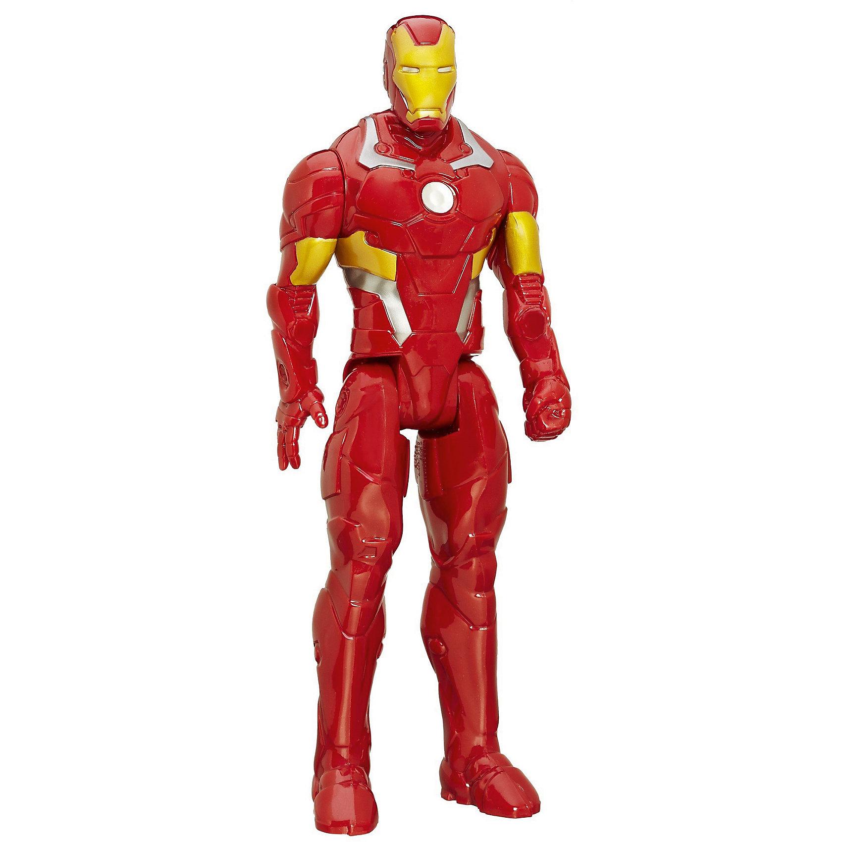 Фигурка Титаны: Железный человек, МстителиФигурки героев<br>Фигурка Железного Человека станет приятным сюрпризом для вашего ребенка, особенно если он является поклонником популярных комиксов и фильмов о супергероях Мстители (Avengers). Железный Человек (Iron Man) - супергерой в уникальном костюме, который он создал сам. Броня защищает его и придает сверхчеловеческую силу, благодаря чему герой защищает мир от злодеев и скрывает свою личность. Фигурка имеет множество точек артикуляции, что позволяет ей приобретать самые реалистичные позы, выполнена из высококачественного пластика, прекрасно детализирована и реалистично раскрашена. Собери все фигурки титанов и погрузись в увлекательную игру вместе с любимыми героями! <br><br>Дополнительная информация: <br><br>- Материал: пластик.<br>- Размер: 30 см.<br>- Голова, руки, ноги подвижные. <br><br>Фигурку Титаны: Железный Человек, Мстители, можно купить в нашем магазине.<br><br>Ширина мм: 306<br>Глубина мм: 104<br>Высота мм: 55<br>Вес г: 258<br>Возраст от месяцев: 48<br>Возраст до месяцев: 96<br>Пол: Мужской<br>Возраст: Детский<br>SKU: 4702915
