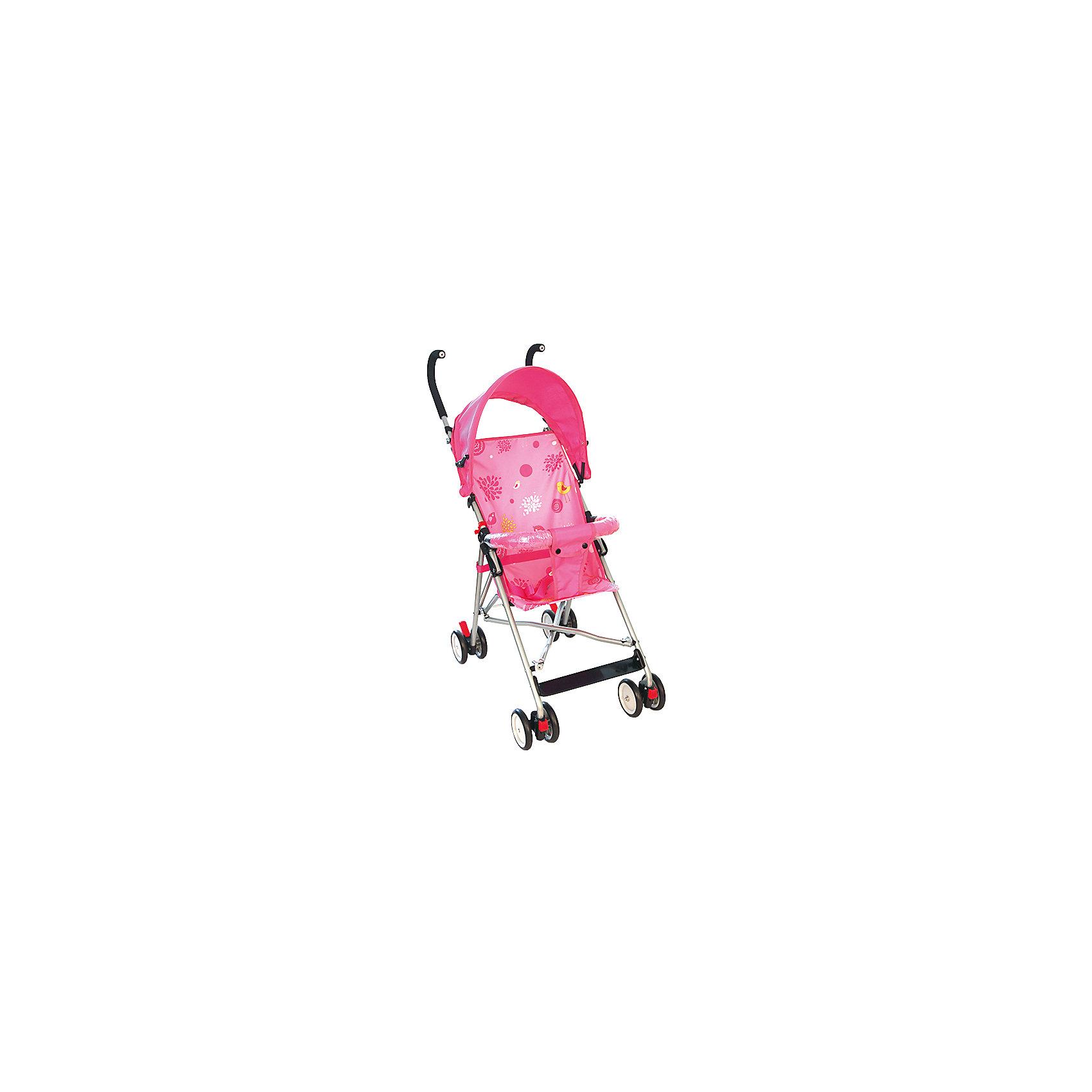 Коляска-трость JOY, Baby Hit, розовый