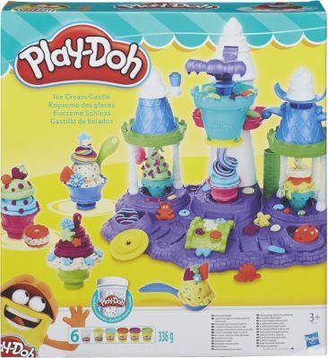 Hasbro Игровой набор Замок мороженого , Play-Doh