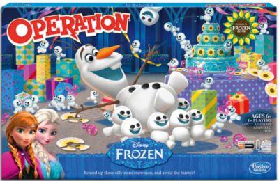 Операция Холодное сердце , Hasbro