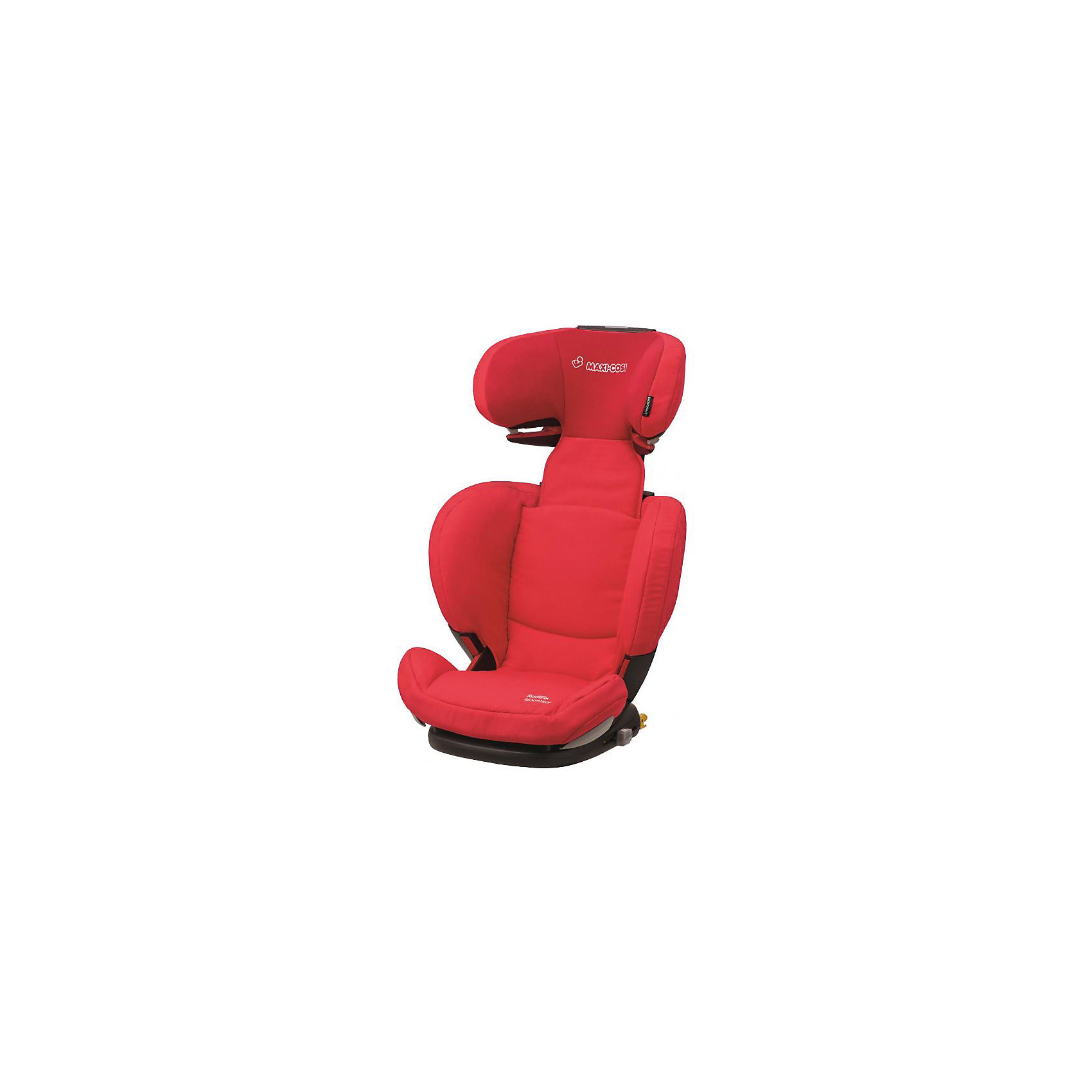 Автокресло Rodi Fix 15-36 кг., Maxi-Cosi, Air Protect Origami Red