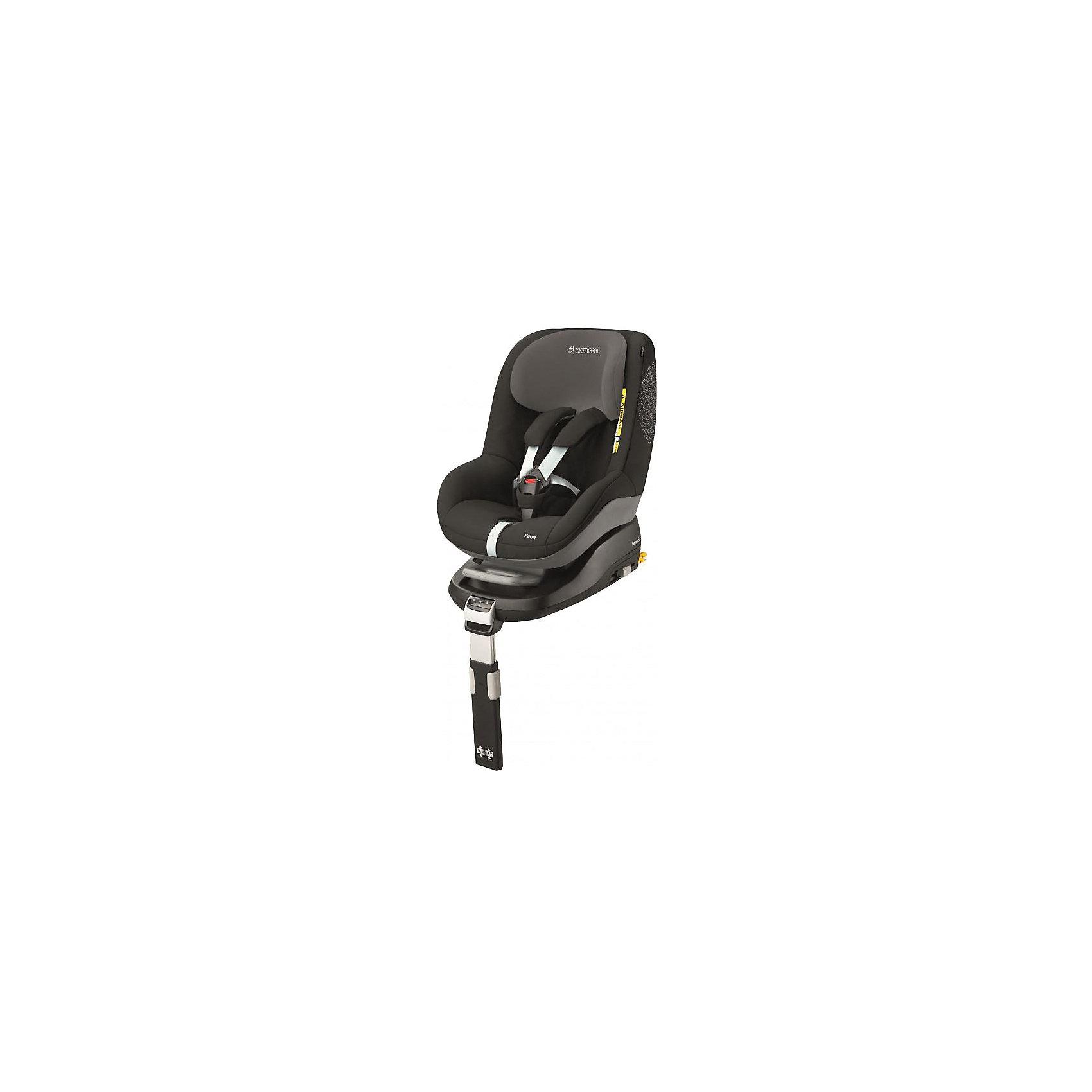 Автокресло Pearl 9-18 кг., Maxi-Cosi, Origami blackВысокотехнологичное надежное автокресло позволит перевозить ребенка, не беспокоясь при этом о его безопасности. Оно предназначено для предназначено для детей весом от 9 до 18 килограмм. Такое кресло обеспечит малышу не только безопасность, но и удобство (регулируемый угол наклона и длина внутренних ремней). Ребенок надежно фиксируется в кресле и ездит с комфортом.<br>Автокресло устанавливают по ходу движения. Такое кресло дает возможность свободно путешествовать, ездить в гости и при этом  быть рядом с малышом. Конструкция - очень удобная и прочная. Изделие произведено из качественных и безопасных для малышей материалов, оно соответствуют всем современным требованиям безопасности. Оно отлично показало себя на краш-тестах.<br> <br>Дополнительная информация:<br><br>цвет: черный;<br>материал: текстиль, пластик;<br>вес ребенка:  от 9 до 18 кг;<br>вес кресла: 6 кг;<br>внутренние ремни - пятиточечные, с мягкими накладками;<br>регулировка высоты внутренних ремней;<br>регулировка наклона спинки;<br>регулировка высоты подголовника;<br>установка по ходу движения;<br>дополнительная защита от боковых ударов;<br>анатомическая подушка;<br>съемный чехол.<br><br>Автокресло Pearl 9-18 кг. Origami black от компании Maxi-Cosi можно купить в нашем магазине.<br><br>Ширина мм: 475<br>Глубина мм: 595<br>Высота мм: 610<br>Вес г: 5650<br>Возраст от месяцев: 9<br>Возраст до месяцев: 48<br>Пол: Унисекс<br>Возраст: Детский<br>SKU: 4709553