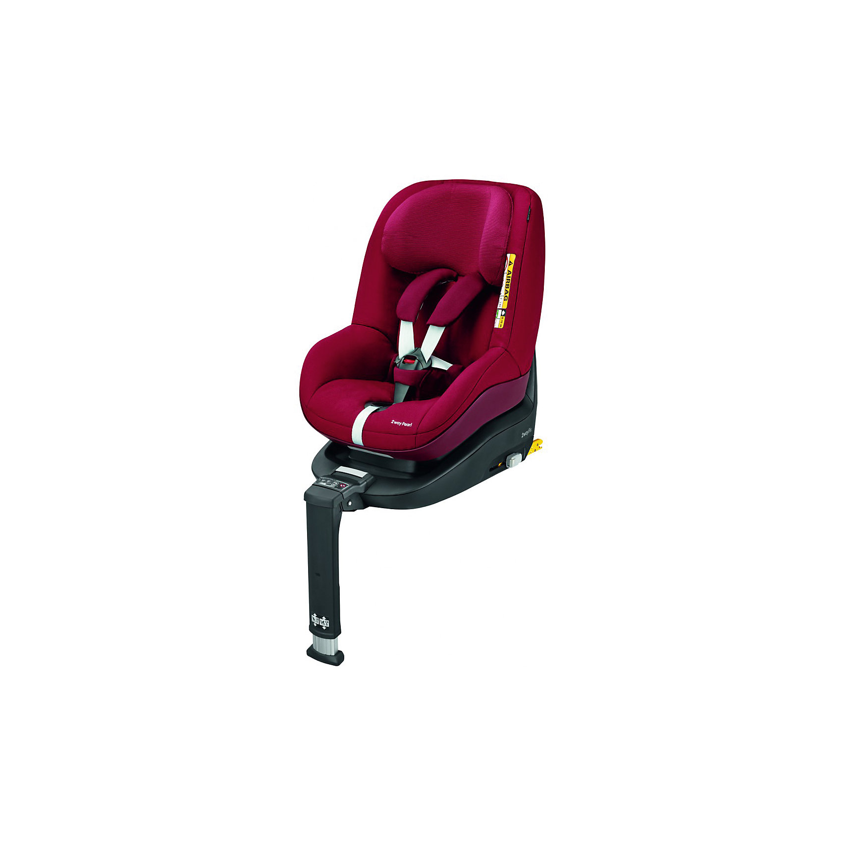 Автокресло 2wayPearl 9-18 кг., Maxi-Cosi, Robin Red