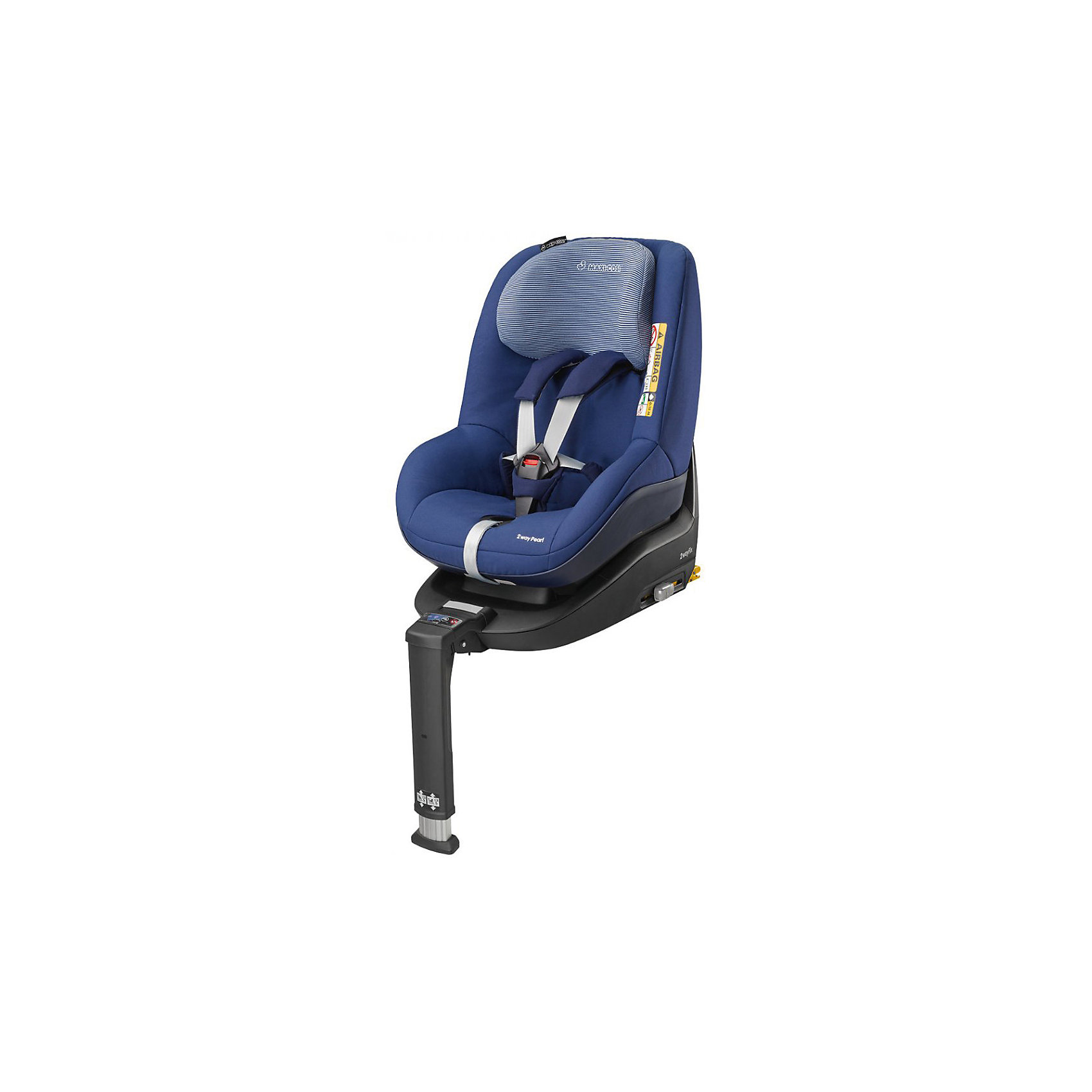 Автокресло 2wayPearl 9-18 кг., Maxi-Cosi, River Blue