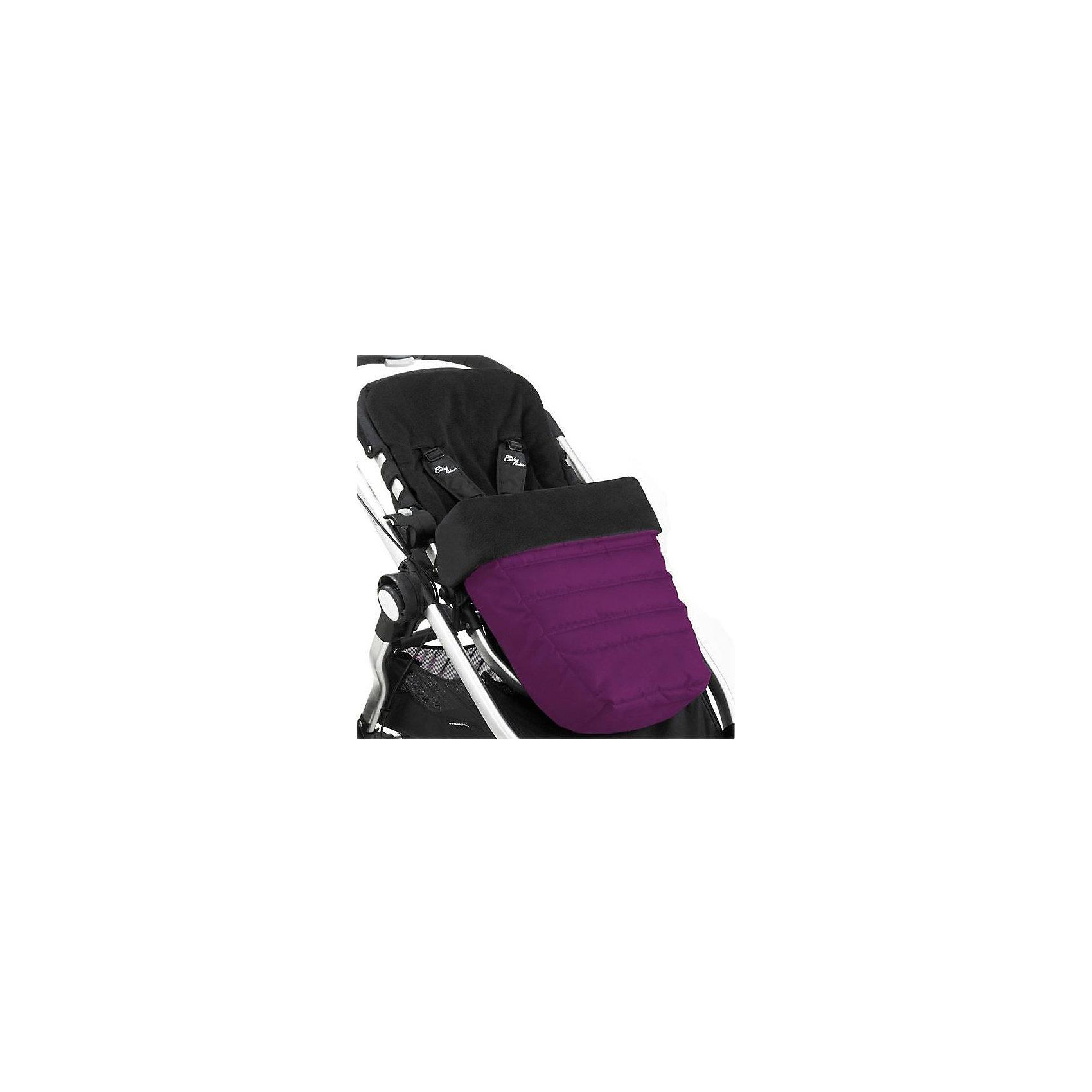 Муфта для ног в колясоку City Select, Baby Jogger, черный