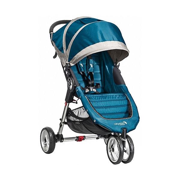 Прогулочная коляска Baby Jogger City Mini Single, бирюзовый-серыйПрогулочные коляски<br>Прогулочная коляска Baby Jogger City Mini Single - прекрасный вариант для детей и родителей, идеально подходит для городских прогулок и путешествий. Коляска имеет 3 колеса, переднее - сдвоенное, поворотное, гарантирует маневренность и проходимость. Модель легко складывается одной рукой, имеет систему автофиксации в сложенном виде, ножной тормоз. Удобное просторное сиденье эргономичной формы, глубокий капюшон с сетчатым окошком, регулируемая спинка обеспечат малышу спокойный и комфортный отдых, а пятиточечные страховочные ремни с мягкими накладками гарантируют безопасность. City Mini с легкостью заменит коляску-трость и при этом даст вам и вашему ребенку гораздо больше комфорта.<br><br>Дополнительная информация:<br><br>- Материал: алюминий, текстиль, резина, пластик.<br>- Размер: 73х60х106 см.<br>- Размер в сложенном виде: 76х60х20 см.<br>- Количество колес: 3 (переднее сдвоенное).<br>- Тип складывания: книжка.<br>- Колеса съемные.<br>- Диаметр колес: 20 см.<br>- Ножной тормоз.<br>- Регулируемый наклон спинки (до 170 градусов).<br>- Пятиточечные ремни безопасности.<br>- Корзина для вещей.<br>- Сетчатый карман для мелочей. <br>- Глубокий капюшон с сетчатым окошком (закрывается). <br>- Система автофиксации коляски в сложенном виде.<br>- Полукруглая ручка удобной эргономичной формы.<br>- Максимальный вес ребенка: 25 кг.<br>- Вес: 7 кг. <br><br>Прогулочную коляску City Mini Single, Baby Jogger (Бэби Джоггер), бирюзово-серую можно купить в нашем магазине.<br>Ширина мм: 730; Глубина мм: 610; Высота мм: 1040; Вес г: 9000; Возраст от месяцев: 6; Возраст до месяцев: 36; Пол: Унисекс; Возраст: Детский; SKU: 4711677;