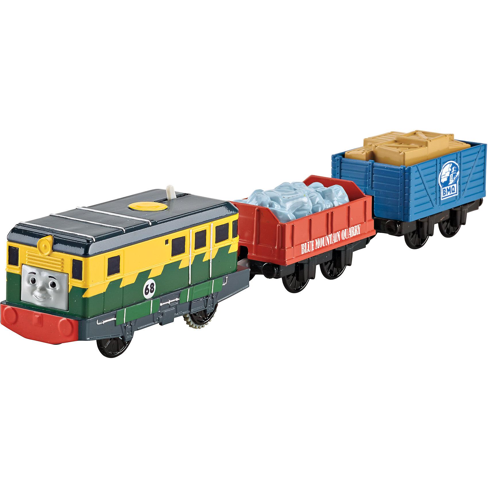 Mattel Герои-паровозики «Томас и его друзья» mattel раскопки динозавров томас и его друзья