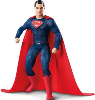 Mattel Коллекционная кукла Barbie Бэтмен против Супермена
