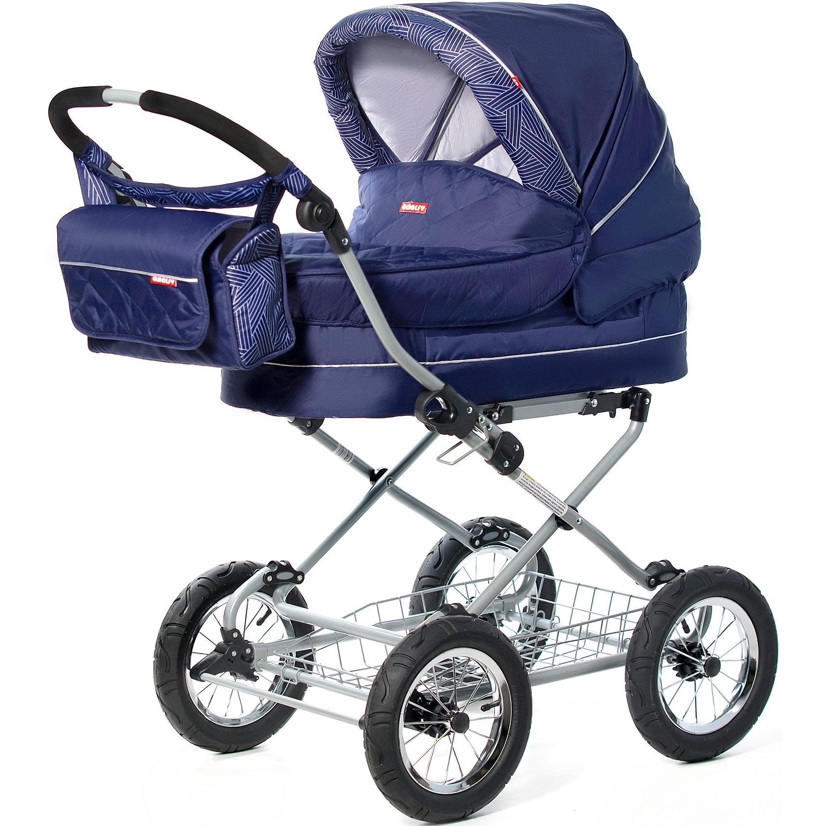 Коляска-люлька GB-6628, Amalfy, синийКоляска-люлька GB-6628, Amalfy обладает всеми преимуществами классической детской коляски: просторная люлька, мягкие боковины, надувные колеса и, конечно же, стильный внешний вид. <br>Коляска легко и быстро складывается одной рукой по типу «книжка». В сложенном состоянии коляска компактна, занимает мало места, удобна для транспортировки и хранения. Имеется специальный фиксатор, предотвращающий случайное раскладывание.<br><br>Дополнительная информация:<br><br>Ручка регулируется по высоте<br>Надувные колеса  <br>Отличная амортизация<br>Вместительная корзина для покупок<br>Удобная сумка для мамы<br>Водонепроницаемая ткань снаружи<br>В комплекте: сумка, чехол на ножки, дождевик, москитная сетка.<br> Тип складывания: книжка.<br>Возраст: от 0 до 6 месяцев<br>Максимальный вес ребенка: 13 кг<br>Максимальная нагрузка на корзину: 5 кг<br>Размеры в разложенном виде ДхШхВ: 101,5х57х11,43   см<br>Размеры в сложенном виде ДхШхВ:82,5х 57,0х 57 см<br>Размеры люльки ДхШхГ: 820х380х220  см<br>Диаметр колес: 30 см<br>Вес коляски: 15,2 кг<br><br><br>Коляску-люльку GB-6628, Amalfy, синего цвета можно купить в нашем магазине.<br><br>Ширина мм: 240<br>Глубина мм: 520<br>Высота мм: 870<br>Вес г: 17000<br>Цвет: синий<br>Возраст от месяцев: 0<br>Возраст до месяцев: 6<br>Пол: Унисекс<br>Возраст: Детский<br>SKU: 4715782