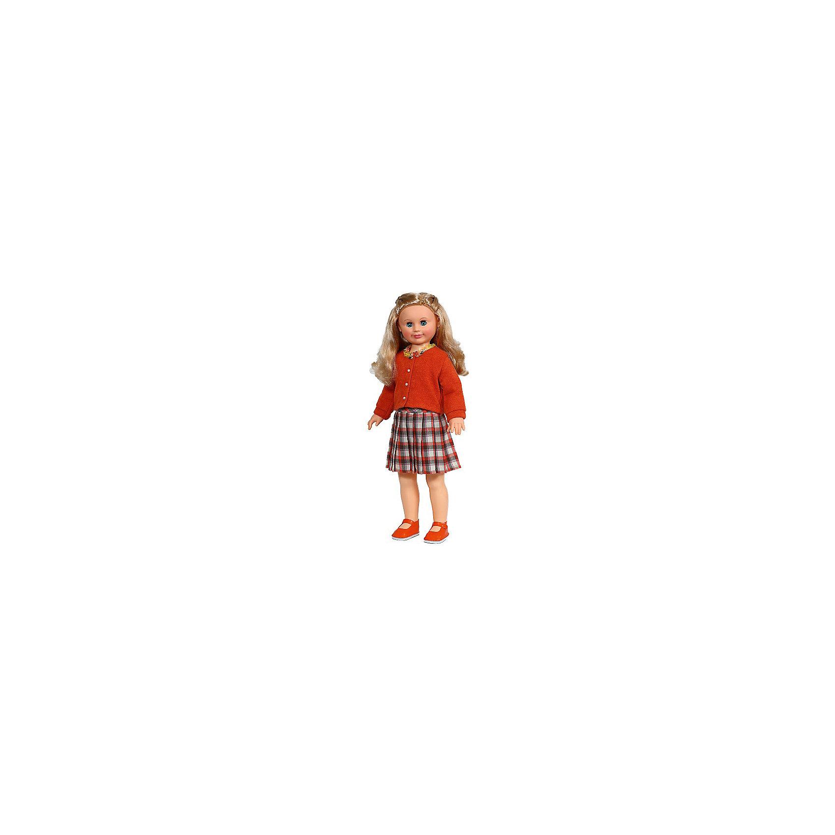 Весна Кукла Милана 21, со звуком, 70 см, Весна кукла весна алсу 35 см со звуком в1634 о