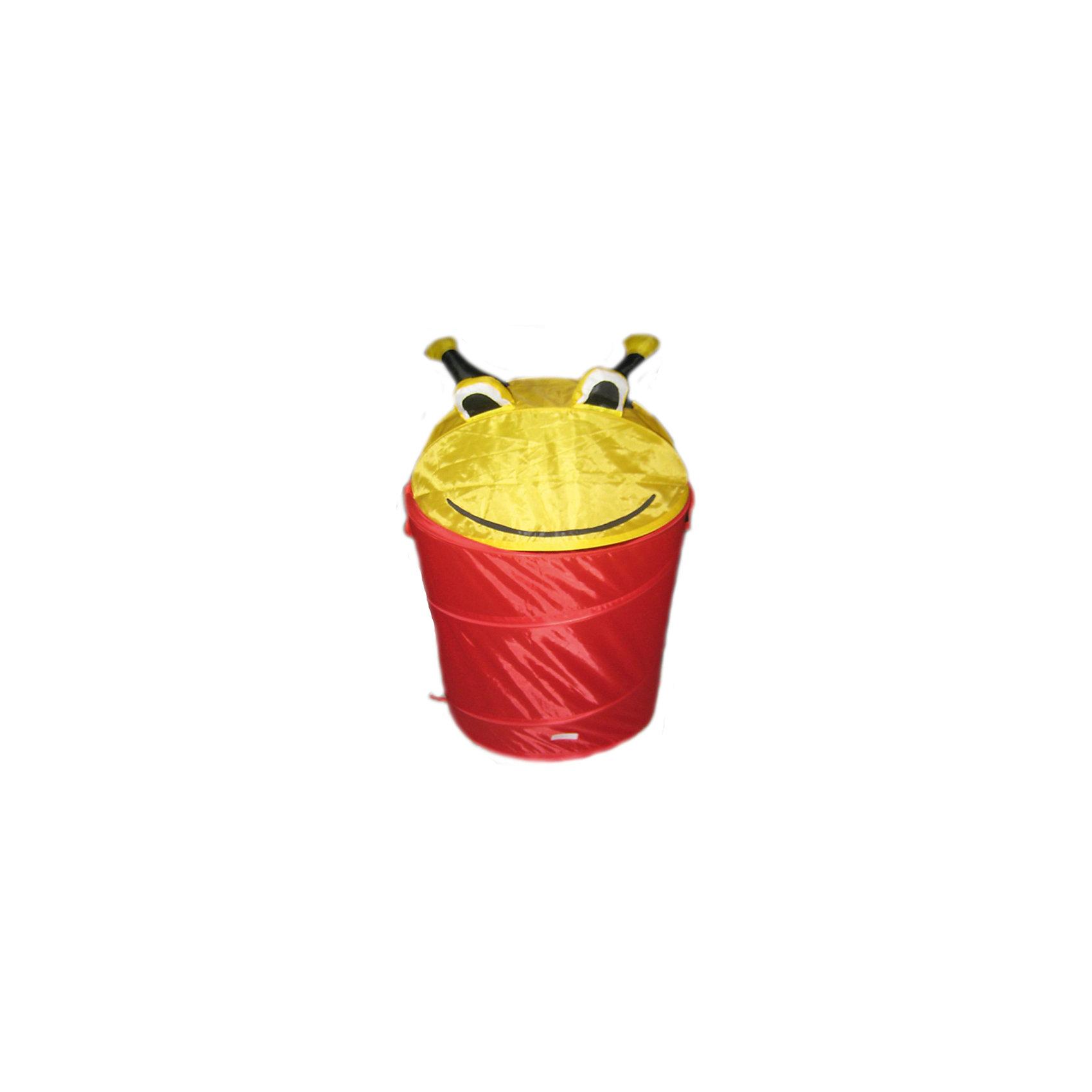 - Корзина для игрушек Глазастик [супермаркет] иномат импорт jingdong офиса хранение корзины кухня хранение корзина отделка корзина корзина хранения pink