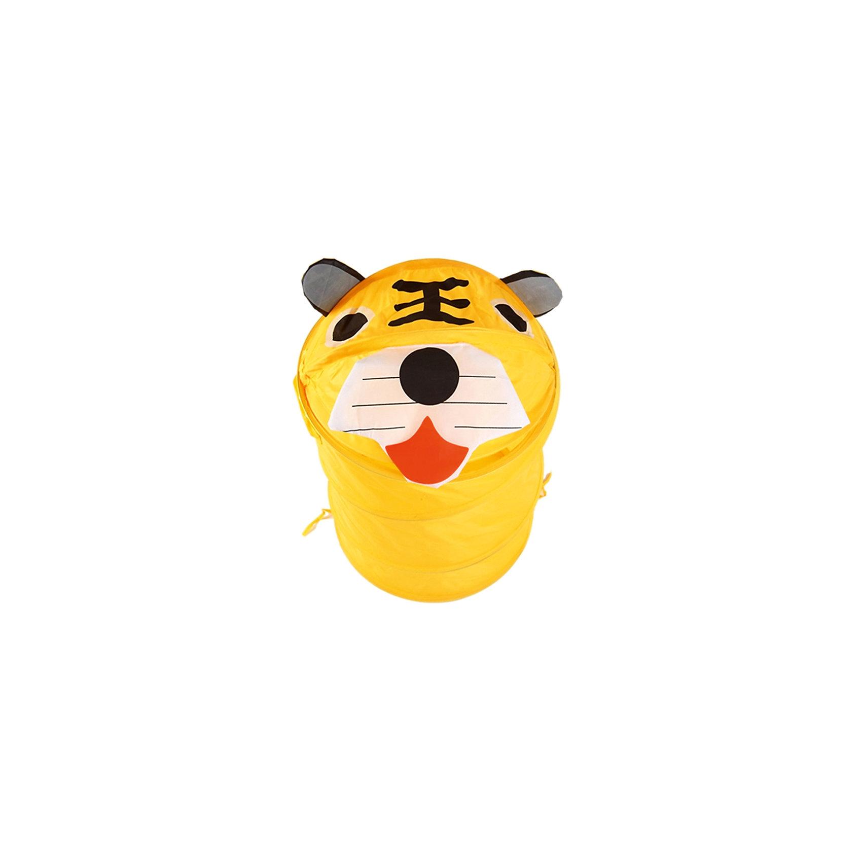 - Корзина для игрушек Тигренок [супермаркет] иномат импорт jingdong офиса хранение корзины кухня хранение корзина отделка корзина корзина хранения pink