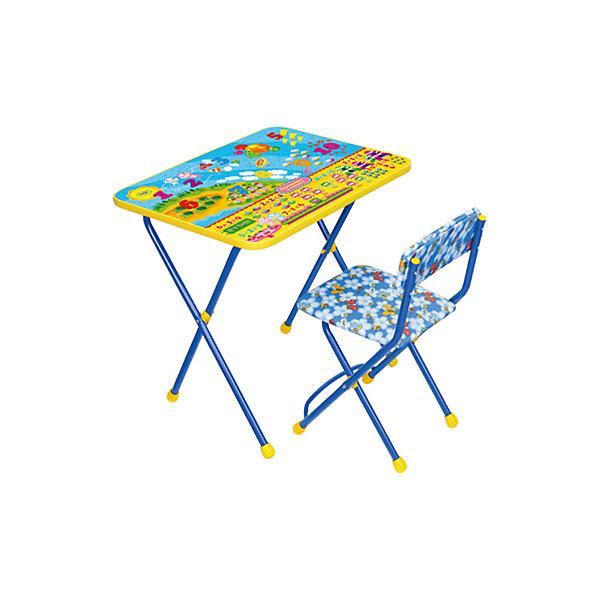 Набор мебели Космос, математикаДетские столы и стулья<br>Набор детской мебели Космос состоит из двух предметов: стол-парта и стульчик.  На крышке столика изображены картинки с цифрами.<br><br>Дополнительная информация:<br><br>В комплект входит стол-парта и стул с мягким сиденьем.<br>- Металлический каркас.<br>- Столешница облицована пленкой с тематическими рисунками.<br>- На ножках стула установлены пластмассовые наконечники.<br>- Размер столика: 59х45х57 см.<br>- Размер стула: высота до сиденья 32 см, высота со спинкой 56 см.<br>Сиденье: 30х27 см.<br>- Возраст: от 3-х лет<br><br>Набор мебели Космос математика, можно купить в нашем магазине.<br>Ширина мм: 580; Глубина мм: 120; Высота мм: 450; Вес г: 8000; Возраст от месяцев: 36; Возраст до месяцев: 108; Пол: Унисекс; Возраст: Детский; SKU: 4718352;