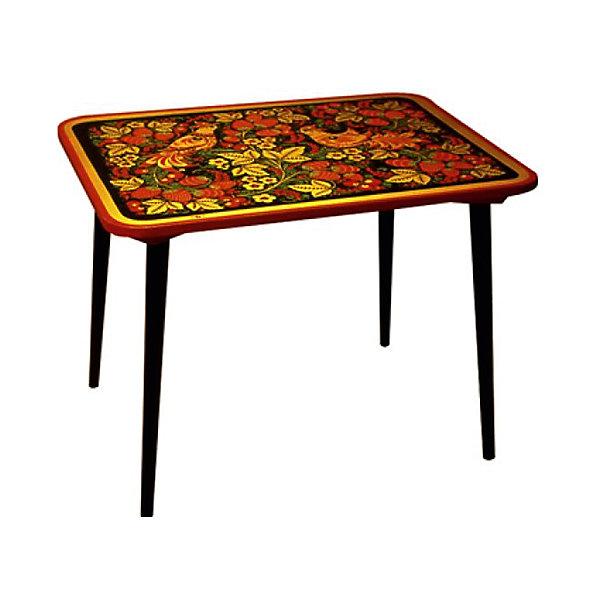Стол ДетствоДетские столы и стулья<br>Красочный  столик со сказочными рисунками выполнен из массива. Его поверхность пропитана варёным льняным маслом и покрыта алюминиевым порошком и росписью. На поверхность стола также нанесены несколько слоев лака. Столик очень прочный и устойчивый, покрытие закалено при особом температурном режиме и не будет отслаиваться или облупливаться при частой влажной уборке.<br><br>Дополнительная информация:<br><br>- Возраст: от 6 мес.<br>- Материал: дерево.<br>- Цвет: орнамент - Хохломская роспись детство. <br>- Параметры стола: 60х45х46 см.<br> <br><br>Детский столик Детство можно купить в нашем магазине.<br><br>Ширина мм: 600<br>Глубина мм: 450<br>Высота мм: 460<br>Вес г: 7000<br>Возраст от месяцев: 36<br>Возраст до месяцев: 108<br>Пол: Унисекс<br>Возраст: Детский<br>SKU: 4718376