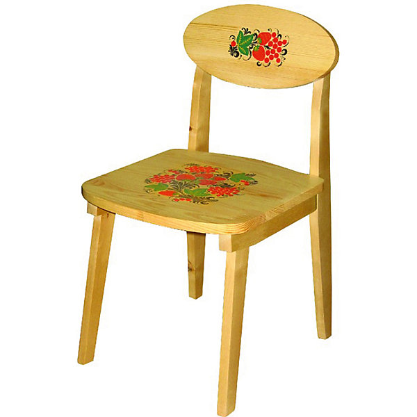 Стул с росписьюДетские столы и стулья<br>Такой сказочный стульчик был практически у каждого в детстве, так пусть и вашего ребенка радует!<br>Яркий красочный стульчик прекрасно подойдет к столу, выполненному в такой же стилистике. Роспись сделана по золотому фону традиционными красным и коричневыми цветами. Стул изготовлен из дерева, пропитан льняным маслом и покрыт росписью и безвредным для ребенка лаком. Стул очень прочный и устойчивый, покрытие закалено при особом температурном режиме и не будет отслаиваться или облупливаться при частой влажной уборке.<br><br>Дополнительная информация:<br><br>- Возраст: от 6 мес.<br>- Материал: дерево.<br>- Цвет: орнамент - Хохломская роспись .<br>- Параметры стола: Высота: 50 см.<br>                                      Сидение: 30х29 см.<br><br>Детский стул с росписью можно купить в нашем магазине.<br><br>Ширина мм: 500<br>Глубина мм: 120<br>Высота мм: 300<br>Вес г: 2000<br>Возраст от месяцев: 24<br>Возраст до месяцев: 84<br>Пол: Унисекс<br>Возраст: Детский<br>SKU: 4718385