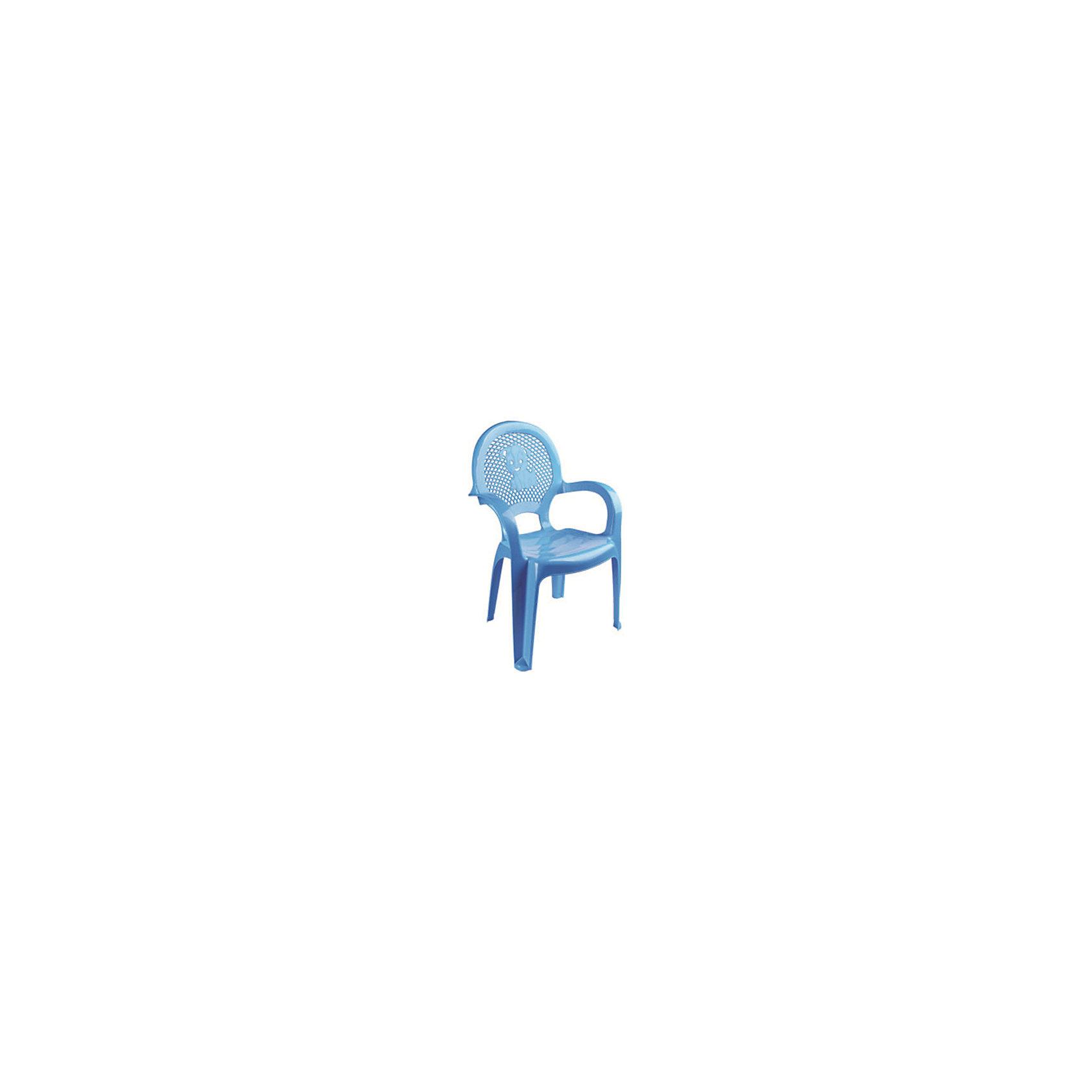 Голубой стул