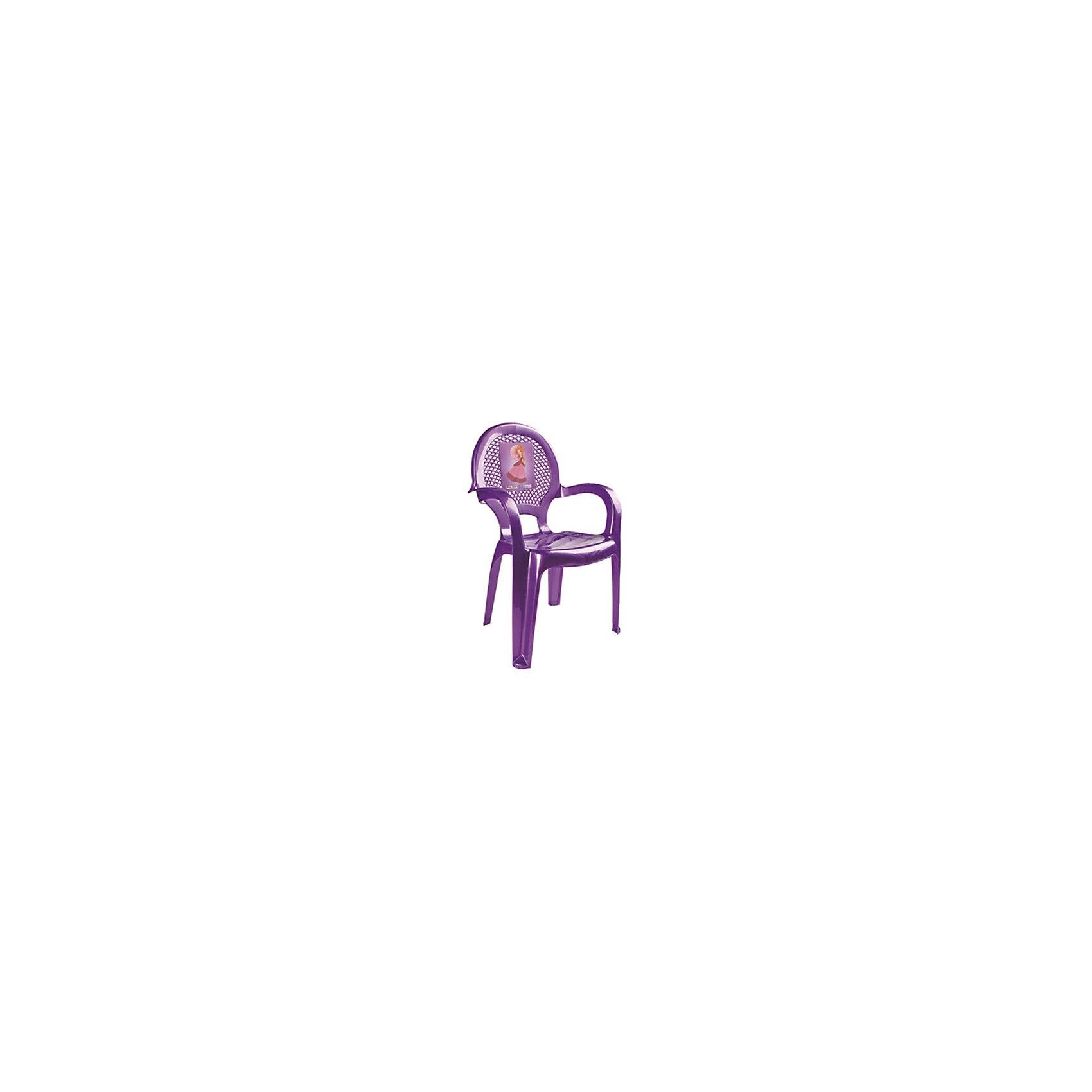 Стул Девочка с зонтикомДетские столы и стулья<br>Яркий, удобный стульчик для вашего малыша. Изделие изготовлено из высококачественной пластмассы с использованием современных технологий. Все условия для комфорта вашего малыша: спинка высокая, на спинке имеется рисунок, спинка сетчатая, эргономичные подлокотники, форма компактная и удобная для хранения - стулья можно составить один в другой, легко моется водой с любым моющим средством. <br><br>Дополнительная информация:<br><br>Материал: пластик.<br>Размер: высота - 55 см.<br>Цвет: фиолетовый.<br><br>Детский стульчик с рисунком в фиолетовом цвете, можно купить в нашем магазине.<br><br>Ширина мм: 750<br>Глубина мм: 480<br>Высота мм: 380<br>Вес г: 600<br>Возраст от месяцев: 24<br>Возраст до месяцев: 84<br>Пол: Унисекс<br>Возраст: Детский<br>SKU: 4718407