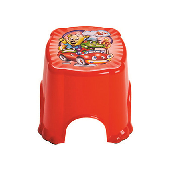 Красный табуретДетские столы и стулья<br>Детский табурет из твердой пластмассы поможет малышу самостоятельно умываться и чистить зубы. <br>Сверху используется противоскользящее покрытие, которое обеспечит безопасность вашему ребенку.<br><br>Дополнительная информация:<br><br>Материал: пластик.<br>Цвет: красный.<br>Размеры 25,5 x 25,5 x 21 см.<br><br>Детский табурет в красном цвете, можно купить в нашем магазине.<br>Ширина мм: 750; Глубина мм: 480; Высота мм: 380; Вес г: 300; Возраст от месяцев: 24; Возраст до месяцев: 84; Пол: Унисекс; Возраст: Детский; SKU: 4718412;