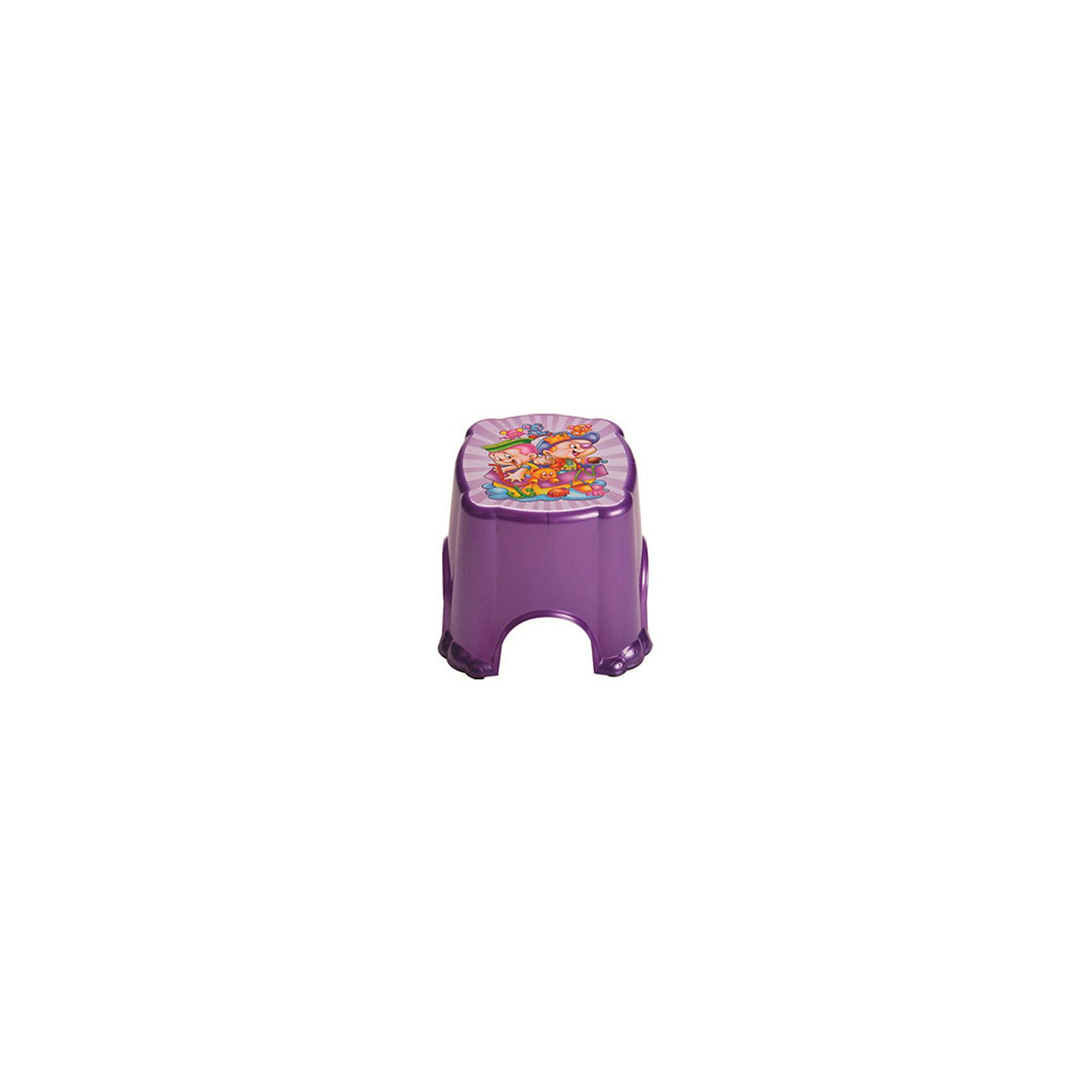 - Фиолетовый табурет табурет т2
