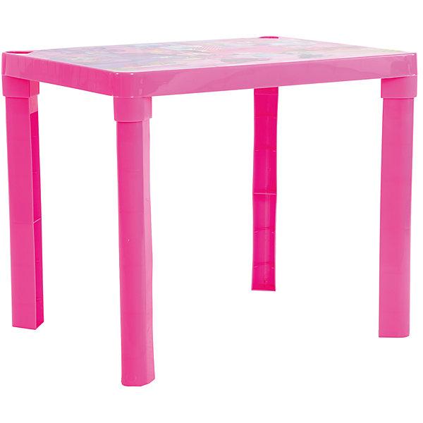 Стол Минни МаусДетские столы и стулья<br>Стол - незаменимая вещь в детской! Малышам понравится иметь свое собственное место для игр, чаепитий с игрушками и друзьями, занятий и даже обеда. Благодаря специальным выемкам, на столе можно расположить карандаши, фломастеры, кисточки и другие мелкие предметы - они не будут мешаться и скатываться. Столик выполнен из высококачественного прочного пластика, легко моется или протирается влажной губкой. Яркий пластиковый стол с изображениями любимых героев прекрасно впишется в интерьер комнаты и обязательно понравится любому ребенку! <br><br>Дополнительная информация:<br><br>- Материал: пластик.<br>- Размер: 60х45х47 см.<br>- Удобные выемки для мелких предметов. <br><br>Детский стол Минни Маус, белый, можно купить в нашем магазине.<br>Ширина мм: 600; Глубина мм: 450; Высота мм: 470; Вес г: 1000; Возраст от месяцев: 36; Возраст до месяцев: 108; Пол: Унисекс; Возраст: Детский; SKU: 4718418;