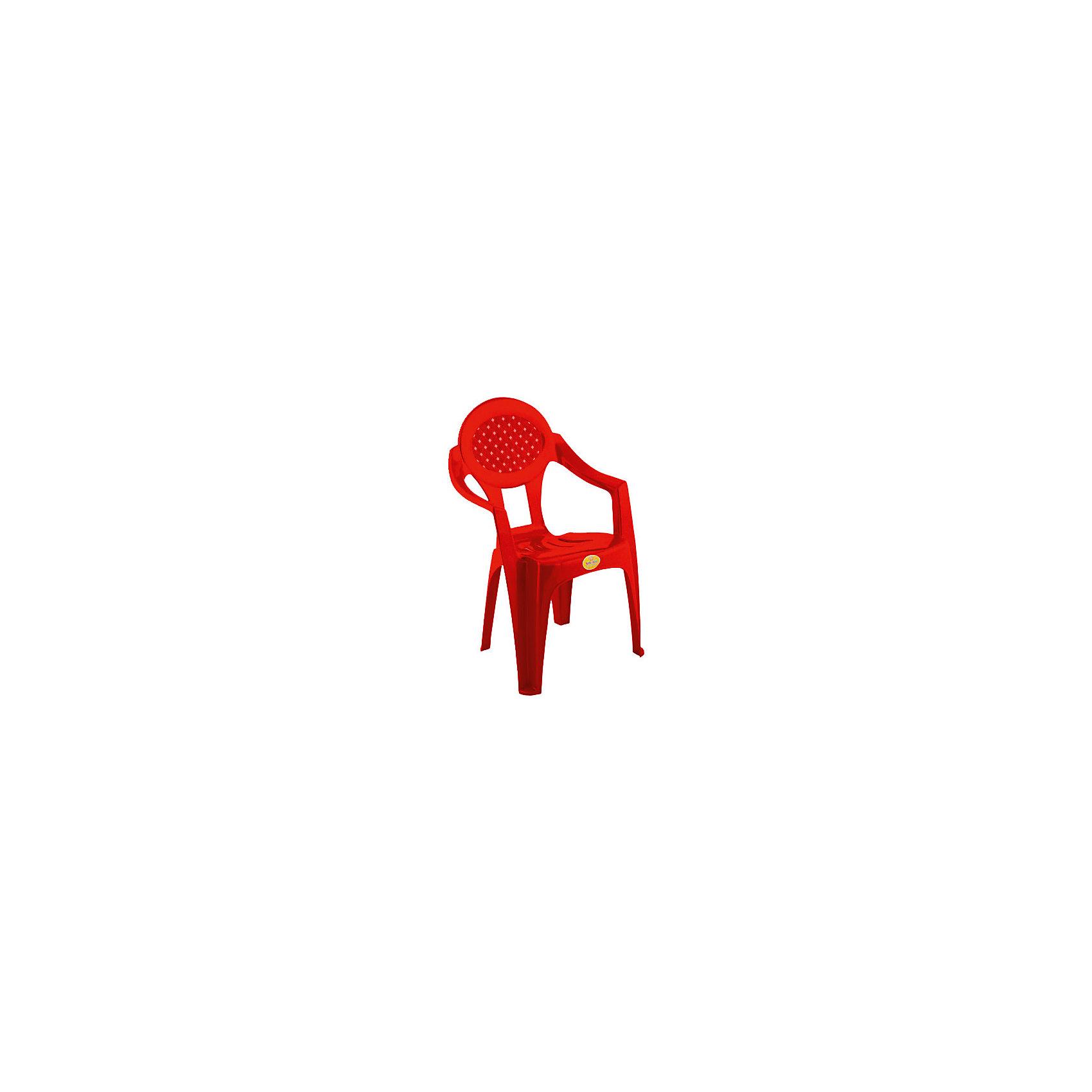 Полимербыт Красный стул Малыш купить футбольную форму челси торрес