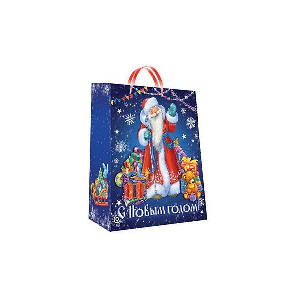 Бумажный новогодний пакетДетские подарочные пакеты<br>Красиво упакованный подарок приятно получать вдвойне! Прочный красивый пакет станет прекрасным дополнением к подарку. <br><br>Дополнительная информация:<br><br>- Материал: бумага.<br>- Размер: 18х23х10 cм.<br>- Эффект: глянцевая поверхность.<br><br>Бумажный новогодний пакет можно купить в нашем магазине.<br><br>Ширина мм: 275<br>Глубина мм: 176<br>Высота мм: 2<br>Вес г: 50<br>Возраст от месяцев: 60<br>Возраст до месяцев: 2147483647<br>Пол: Унисекс<br>Возраст: Детский<br>SKU: 4719268