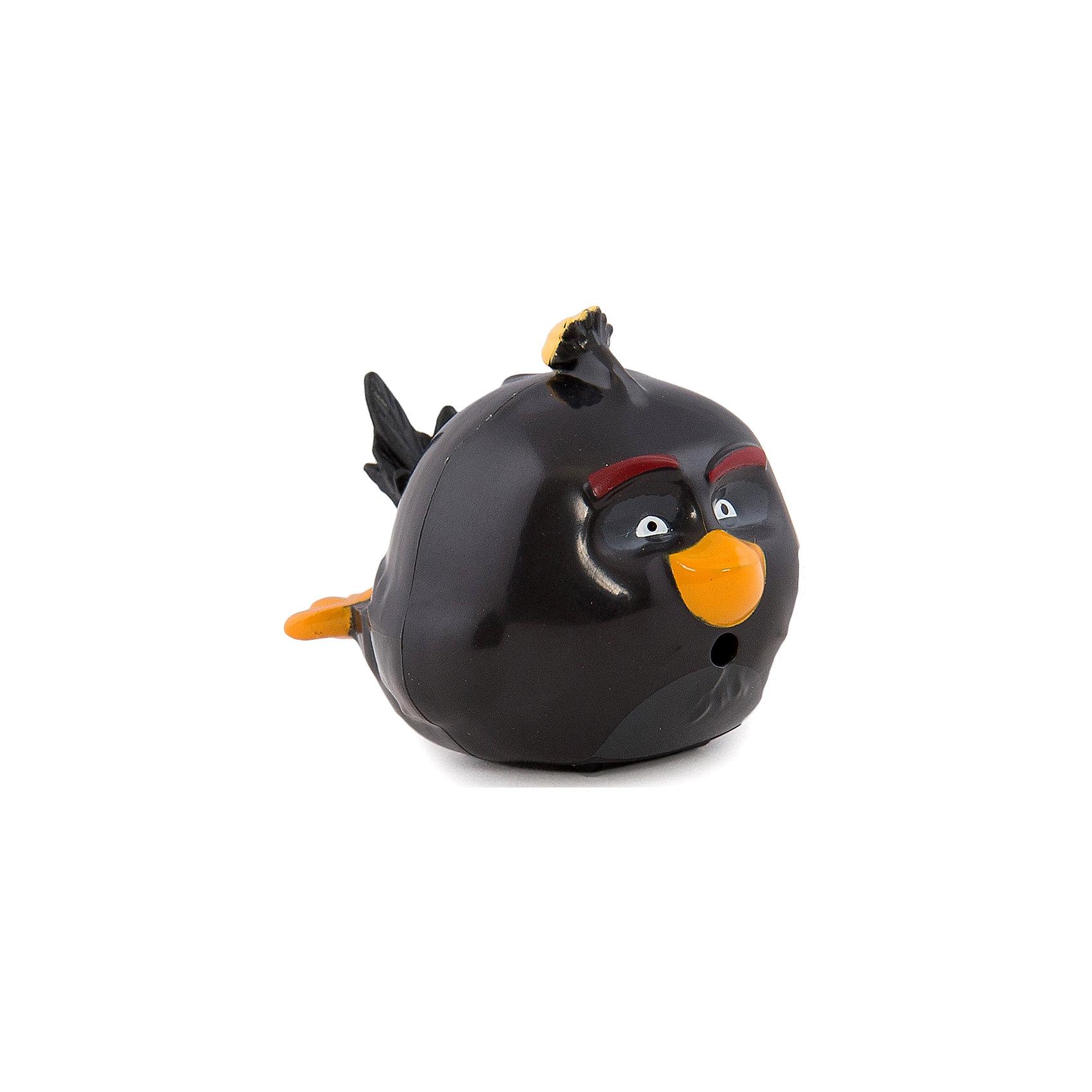 Птичка на колесиках Бомб, Angry BirdsИгрушки<br>Игрушка Энгри Бердс Птичка на колесиках – это пластиковая машинка, выполненная в виде главных героев популярнейшей компьютерной игры Angry Birds, в которой маленькие разноцветные злые птички сражаются с надоедливыми, но очень смешными зелёными свинками. Яркие забавные персонажи очень понравятся детям, а любители собирать коллекции игрушек смогут украсить свою полку новым, весьма симпатичным экспонатом.<br><br>Дополнительная информация:<br><br>Размер игрушки приблизительно 6см<br><br><br><br>Птичку на колесиках Бомб, Angry Birds можно купить в нашем магазине.<br><br>Ширина мм: 150<br>Глубина мм: 160<br>Высота мм: 45<br>Вес г: 42<br>Возраст от месяцев: 36<br>Возраст до месяцев: 192<br>Пол: Унисекс<br>Возраст: Детский<br>SKU: 4719968