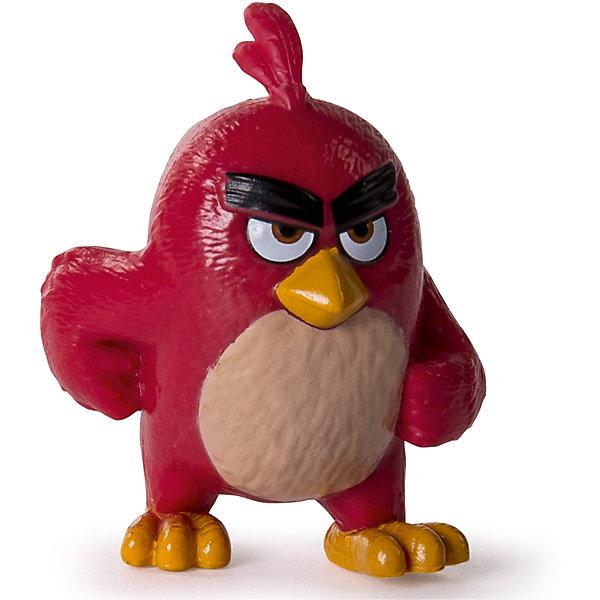 Коллекционная фигурка Ред, Angry BirdsФигурки из мультфильмов<br>Замечательная новинка весны 2016 года от компании Spin Master – коллекционные фигурки героев популярнейшей во всем мире компьютерной игры Angry Birds! Такой подарок оценит любой поклонник сердитых птичек и зелёных поросят! Высота каждой минифигурки 5 см, игрушки выполнены из пластика и очень тщательно детализированы. Каждая фигурка очень ярко и точно отражает характер героя и его эмоции. Собери всю коллекцию смешных персонажей Энгри Бёрдз!<br><br>Дополнительная информация:<br><br>Размер 5см.<br><br><br><br>Коллекционную фигурку Сердитая птичка Ред, Angry Birds можно купить в нашем магазине.<br>Ширина мм: 135; Глубина мм: 145; Высота мм: 40; Вес г: 76; Возраст от месяцев: 36; Возраст до месяцев: 192; Пол: Унисекс; Возраст: Детский; SKU: 4719979;