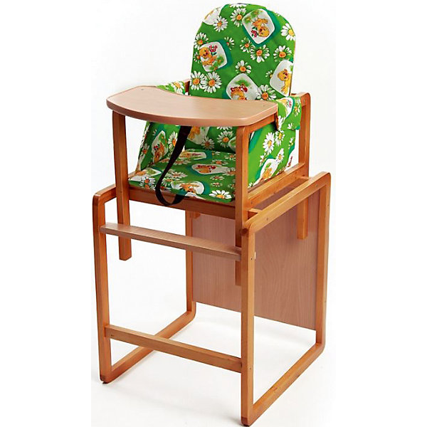 Стульчик-трансформер АЛЕКС, Вилт, салатовыйСтульчики для кормления<br>Прочный и удобный стульчик-трансформер АЛЕКС позволит посадить ребенка, не беспокоясь при этом о его безопасности. Яркий цвет изделия привлечет внимание малыша. Эта модель очень удобна: стул можно применять как для кормления, он трансформируется в столик со стулом для игр, также на нем есть ремни безопасности.<br>Сиденье и спинка -  мягкие! Конструкция  - очень устойчивая. Изделие произведено из качественных и безопасных для малышей материалов, оно соответствуют всем современным требованиям безопасности.<br> <br>Дополнительная информация:<br><br>цвет: салатовый;<br>материал: дерево, текстиль;<br>скреплен саморезами;<br>столик съемный;<br>легко раскладывается из высокого стула в комплект стол со стулом;<br>размеры стульчика: 50х50х100 см;<br>размеры столика малого: 41х24 см;<br>размер упаковки: 57?50?13 см<br>возраст: от 0,5 до 3 лет.<br><br>Стульчик-трансформер АЛЕКС от компании Вилт можно купить в нашем магазине.<br>Ширина мм: 620; Глубина мм: 730; Высота мм: 1030; Вес г: 7800; Возраст от месяцев: 6; Возраст до месяцев: 36; Пол: Унисекс; Возраст: Детский; SKU: 4720013;