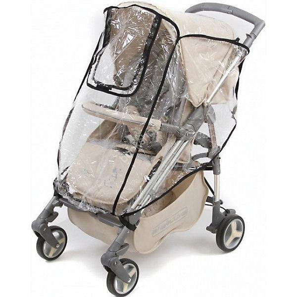 Дождевик для прогулочной коляски ручка неперекидная  ПВХ, BambolaАксессуары для колясок<br>Прозрачный дождевик позволит гулять с ребенком, не беспокоясь при этом, что он промокнет под дождем.  Он стильно выглядит и подходит для моделей прогулочных колясок с неперикидной ручкой.<br>Дождевик легко одеть и снять, он надежно защищает ребенка от пыли, дождя и снега. Обеспечивает хорошую видимость, небольшое окошко при необходимости можно открыть. Изделие произведено из качественных и безопасных для малышей материалов, оно соответствуют всем современным требованиям безопасности.<br> <br>Дополнительная информация:<br><br>цвет: прозрачный;<br>материал: пленка ПВХ;<br>быстро устанавливается;<br>небольшое окошко открывается.<br><br>Дождевик для прогулочной коляски ручка неперекидная  ПВХ от компании Bambola можно купить в нашем магазине.<br>Ширина мм: 300; Глубина мм: 300; Высота мм: 300; Вес г: 150; Возраст от месяцев: 0; Возраст до месяцев: 36; Пол: Унисекс; Возраст: Детский; SKU: 4720044;