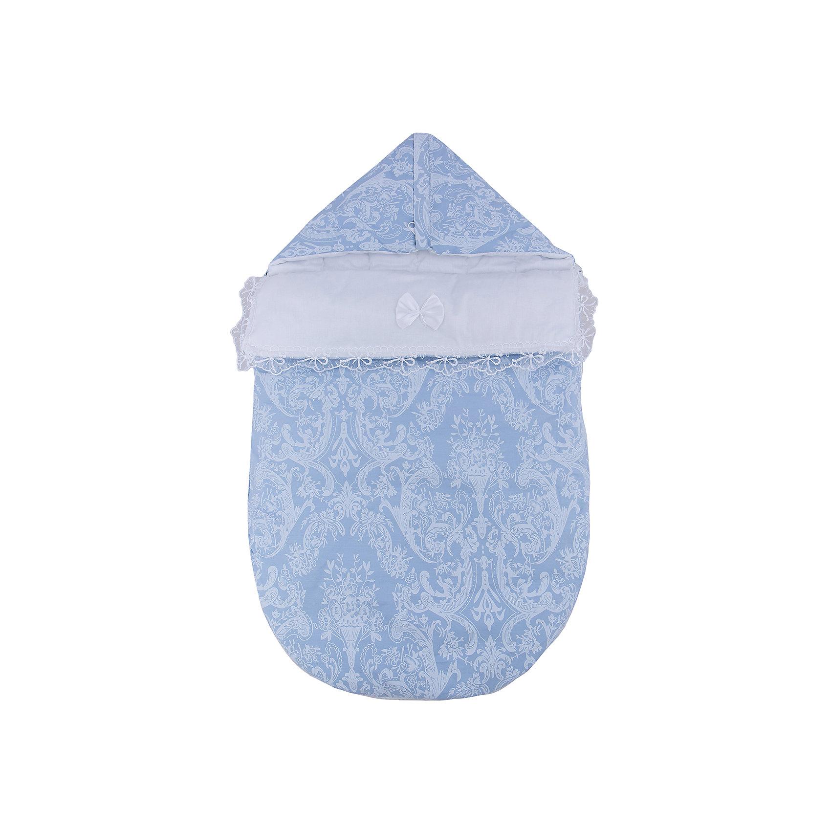 Арго Конверт на выписку НЕЖНОСТЬ, Арго, голубой арго комплект на выписку арго 8 пред лето синтепон пл 100 розовый