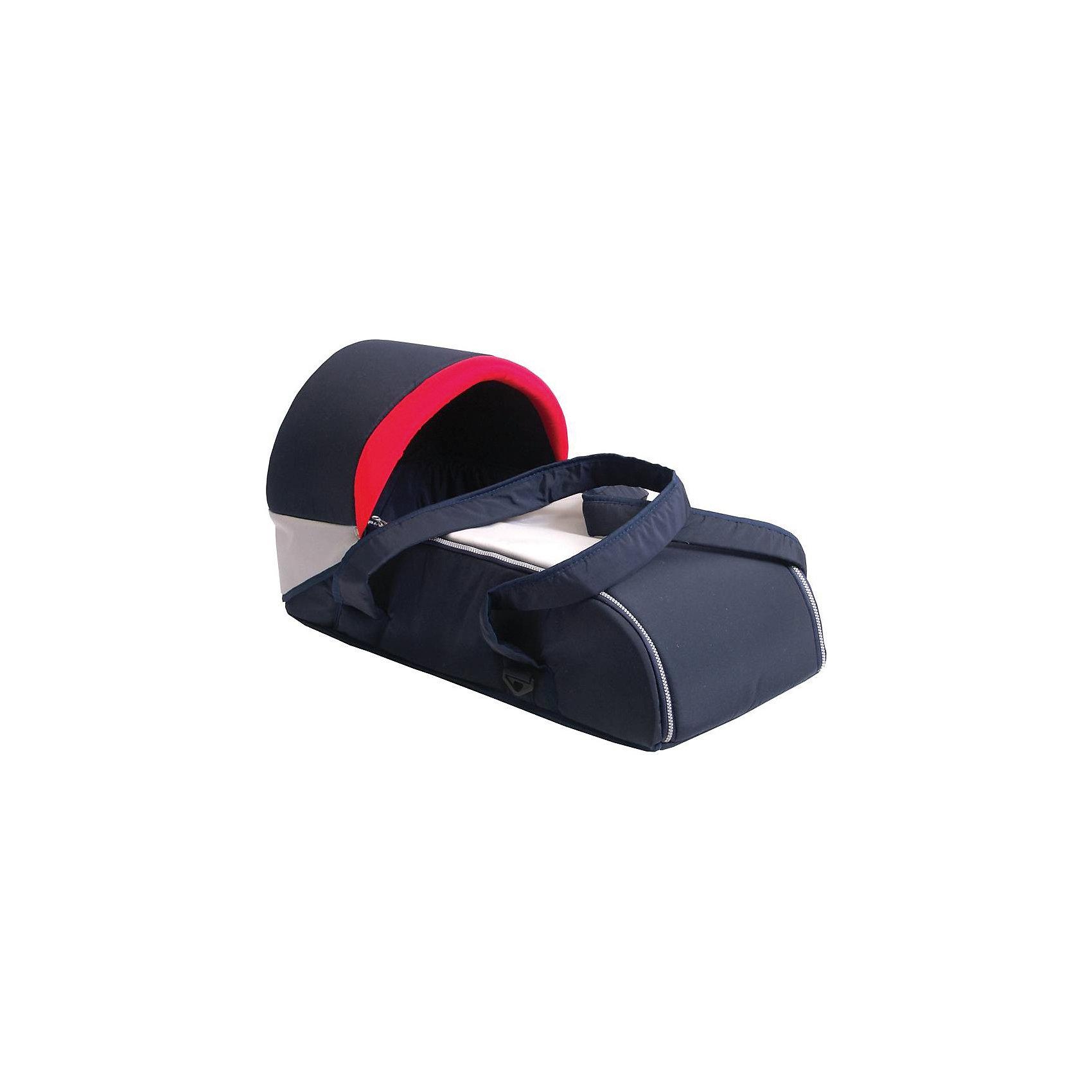 Переносная люлька КОКОН, GlobexУдобная люлька-переноска для коляски позволит переносить ребенка, не беспокоясь при этом о его безопасности. Боковины и изголовье изделия укреплены, поэтому малыш будет защищен от внешних вмешательств. Днище переноски - жесткое, это обеспечивает правильное развитие позвоночника. Высокие бортики защитят малыша от непогоды. <br>Люлька оснащена ручками и плечевым ремнем для переноски, капор отстегивается. Чехол легко чистится! Конструкция  - очень удобная и прочная. Изделие произведено из качественных и безопасных для малышей материалов, оно соответствуют всем современным требованиям безопасности.<br> <br>Дополнительная информация:<br><br>размер: 67 х 30 х 30 см;<br>материал: текстиль;<br>боковины и изголовье укреплены;<br>твердое днище;<br>высокие бортики;<br>вес: 1,3 кг.<br><br>Переносную люльку КОКОН от компании Globex можно купить в нашем магазине.<br><br>Ширина мм: 670<br>Глубина мм: 300<br>Высота мм: 300<br>Вес г: 650<br>Возраст от месяцев: 0<br>Возраст до месяцев: 6<br>Пол: Унисекс<br>Возраст: Детский<br>SKU: 4720117