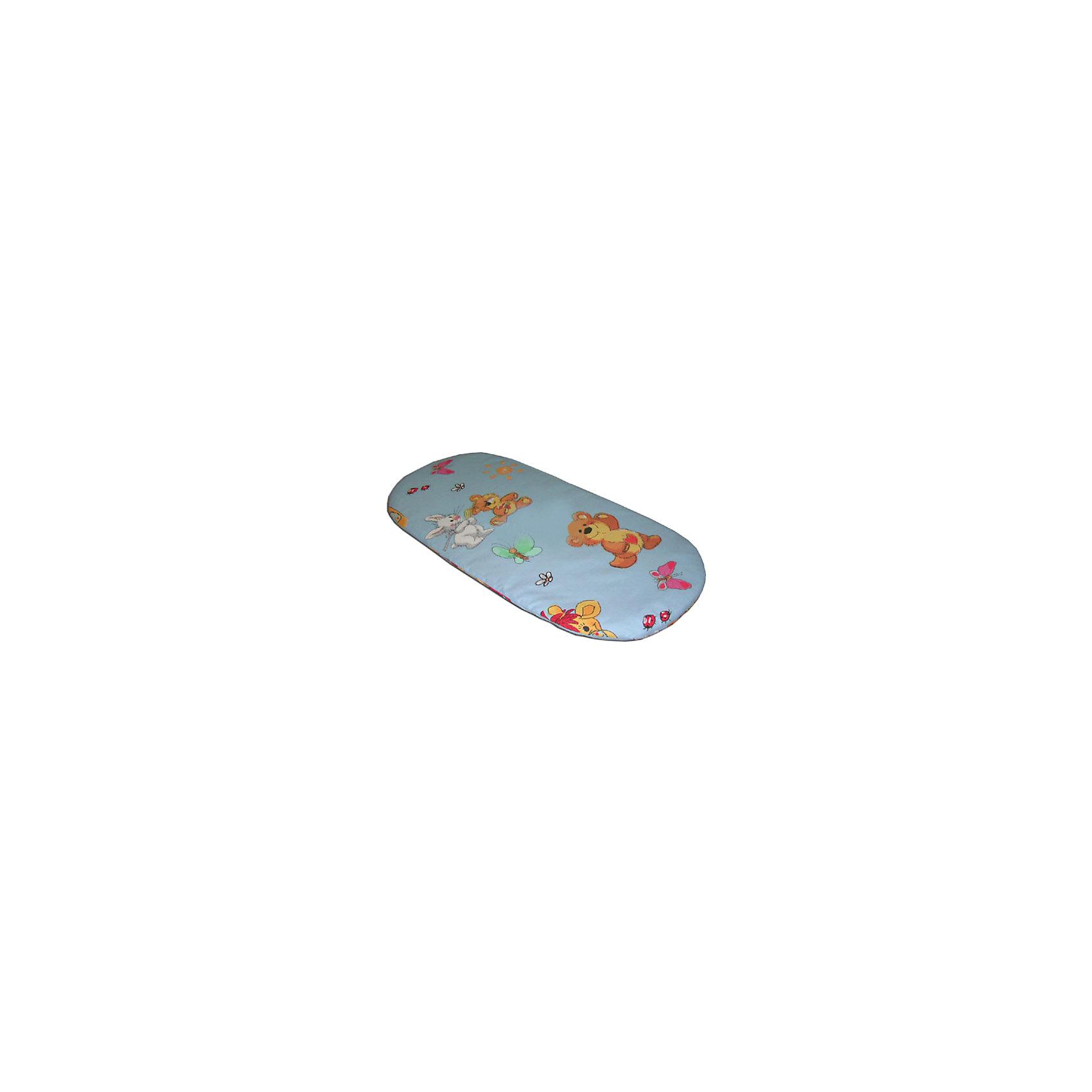 Матрас в коляску КОКОС- МИНИ 35*80, Мони-СтильС первых дней жизни здоровье малыша напрямую зависит от полноценного и комфортного сна. Этот матрасик разработан специально для малышей. Его можно использовать для детской коляски. В основе - кокосовая койра, это экологичный, упругий, жесткий материал, обладает исключительными антиаллергическими и антибактериальными свойствами: не впитывает запахи и влагу, не гниет, отлично пропускает воздух и регулирует температуру, к тому же не деформируется, гарантирует правильное формирование позвоночника ребенка. Также в составе - синтепон.<br>Чехол сделан из бязи (хлопок), она отлично пропускает воздух, легко впитывает и хорошо испаряет влагу. Качественные матрасы - здоровый сон Вашего малыша!<br><br>Дополнительная информация:<br><br>материал: бязь, кокосовая койра, синтепон;<br>цвет: разноцветный;<br>размер: 35х80 см.<br><br>Матрас в коляску КОКОС- МИНИ 35*80 от компании Мони-Стиль можно купить в нашем магазине.<br><br>Ширина мм: 350<br>Глубина мм: 800<br>Высота мм: 100<br>Вес г: 200<br>Возраст от месяцев: 0<br>Возраст до месяцев: 12<br>Пол: Унисекс<br>Возраст: Детский<br>SKU: 4720139