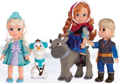 Disney Игровой набор 5 кукол , 15 см, Холодное Сердце