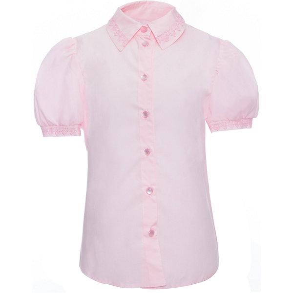 Блузка для девочки СменаБлузки и рубашки<br>Блузка для девочки от известного бренда Смена<br><br>Состав:<br>35%-хлопок;65%-полиэстер<br><br>Ширина мм: 186<br>Глубина мм: 87<br>Высота мм: 198<br>Вес г: 197<br>Цвет: розовый<br>Возраст от месяцев: 132<br>Возраст до месяцев: 144<br>Пол: Женский<br>Возраст: Детский<br>Размер: 152,134,140,122,128,146,158<br>SKU: 4720325