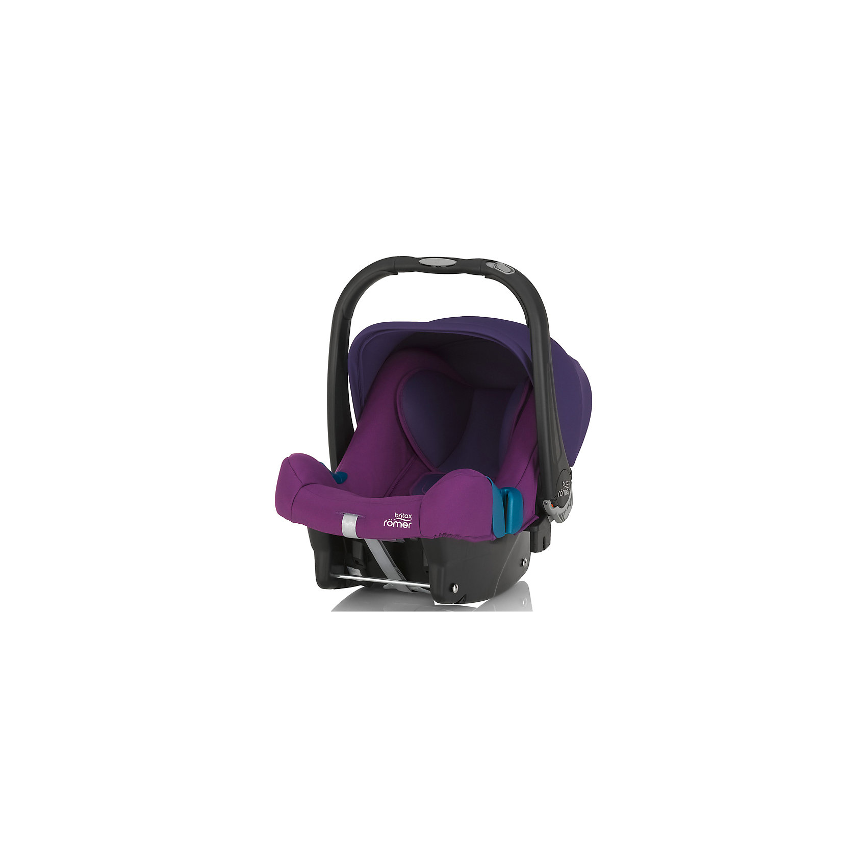 Britax Römer Автокресло Baby-Safe Plus SHR II, 0-13 кг., Britax Roemer, Mineral Purple britax roemer britax roemer автокресло baby safe plus shr ii green marble highline