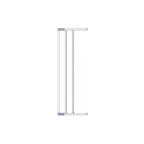 Дополнительная секция к воротам безопасности 18 см, Clippasafe, серебристыйВорота безопасности<br>Дополнительная секция к воротам безопасности, Clippasafe, поможет Вам оптимально настроить ворота, удлинив их до нужного размера. Ворота безопасности (продаются отдельно) представляют собой защитный барьер, который ограничивает доступ ребенку в места, где ему по соображениям безопасности нежелательно находиться, например хозяйственное помещение или крутая лестница. Простая конструкция легко устанавливается в дверной проем или проход и не портит внешний вид помещения. Для удобства взрослых предусмотрена блокирующаяся калитка, дающая возможность свободного прохода через ворота. Секция совместима с воротами безопасности модели CL132, она удлиняет защитную калитку на 18 см. <br><br>Дополнительная информация:<br><br>- Цвет: серебристый.<br>- Материал: пластик, металл.<br>- Размер секции: 18 см.<br>- Размер упаковки: 18 х 75 см. <br>- Вес: 1,2 кг.<br><br>Дополнительная секция к воротам безопасности 18 см., Clippasafe, серебристый, можно купить в нашем интернет-магазине.<br>Ширина мм: 750; Глубина мм: 240; Высота мм: 20; Вес г: 1200; Возраст от месяцев: 0; Возраст до месяцев: 24; Пол: Унисекс; Возраст: Детский; SKU: 4722141;