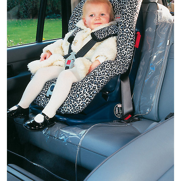 Накладка на сидение автомобиля, ClippasafeАксессуары для автокресел<br>Накладка на сидение автомобиля, Clippasafe, сделает поездку Вашего ребенка еще более комфортной и защитит сиденье от загрязнений. Грязные ботинки малыша, еда и напитки могут испачкать сидения автомобиля. Иногда пятна невозможно вывести даже с помощью дорогой химчистки салона. Защитная пленка Clippasafe сохранит сиденье автомобиля в чистоте и аккуратности. Материал представляет собой высококачественную пленку ПВХ. Пленка чистится с помощью влажной тряпки. <br><br>Дополнительная информация:<br><br>- Цвет: прозрачный. <br>- Материал: ПВХ.<br>- Размер пленки: 44 х 38 см.<br>- Размер упаковки: 15 x 3,5 х 19,5 см. <br>- Вес: 0,25 кг.<br><br>Накладка на сидение автомобиля, Clippasafe, можно купить в нашем интернет-магазине.<br><br>Ширина мм: 200<br>Глубина мм: 150<br>Высота мм: 30<br>Вес г: 210<br>Возраст от месяцев: 0<br>Возраст до месяцев: 144<br>Пол: Унисекс<br>Возраст: Детский<br>SKU: 4722143
