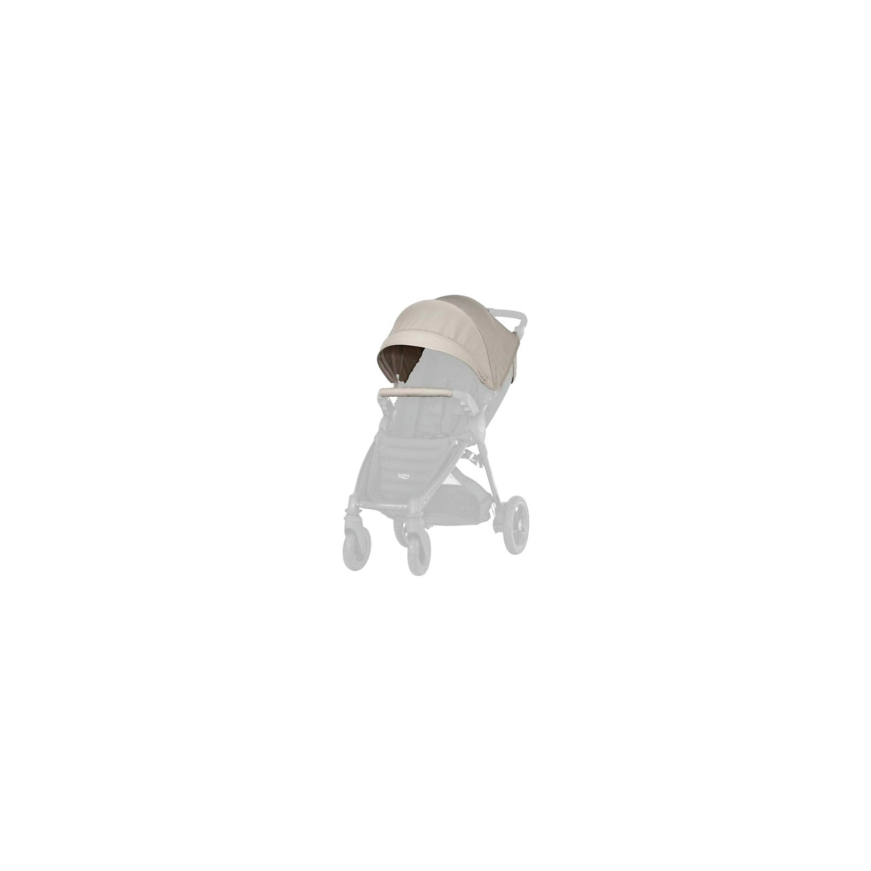 Капор для прогулочной коляски B-Agile/B-Motion, Britax, Sand Beige