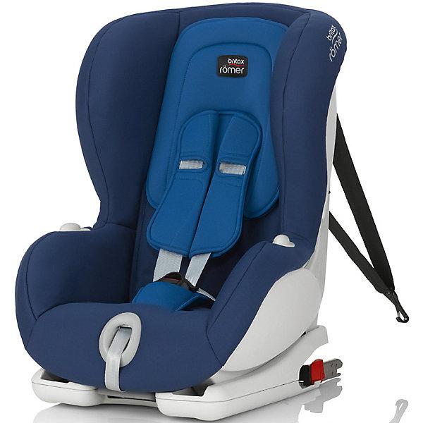 Автокресло Britax Romer VERSAFIX, 9-18 кг, Ocean BlueГруппа 1 (от 9 до 18 кг)<br>Автокресло Versafix, Britax Roemer - комфортная надежная модель, которая сделает поездку Вашего ребенка приятной и безопасной. Сиденье кресла в форме кокона обеспечивает максимальный комфорт и защиту. Широкий подголовник регулируется по высоте в зависимости от роста ребенка. Угол наклона спинки имеет 3 положения, что позволяет выбрать наиболее комфортное для ребенка. Удобная регулировка позволяет сделать это одной рукой, не потревожив сон ребенка. Кресло оснащено регулируемыми 5-точечными ремнями безопасности с мягкими плечевыми накладками и централизованной регулировкой натяжения. Глубокие боковины с мягкими вставками обеспечивают оптимальную защиту при боковых ударах, а Pivot Link - система подвижных креплений Isofix минимизирует движение кресла вперед при лобовом столкновении.<br><br>Автокресло устанавливается лицом по ходу движения и поддерживает 3 способа установки: с помощью штатного ремня безопасности, с помощью креплений Isofix, а также Isofix + якорный ремень Top Tether. Крепление ремнем Top Tether не даст креслу сместиться вперед при резком торможении. Цветовые индикаторы впереди кресла показывают правильность его установки. Обивка кресла изготовлена из высококачественных материалов, съемные тканевые чехлы можно стирать при температуре 30С. Автокресло имеет стандарт безопасности ECE R 44/04. Рассчитано на детей от 9 мес. до 3-4 лет, весом 9-18 кг.<br><br>Дополнительная информация:<br><br>- Цвет: Ocean Blue. <br>- Материал: текстиль, пластик.<br>- Возраст: 9 мес. - 4 года (9-18 кг.).<br>- Размер (ВхШхГ): 64 x 45 x 46 см.<br>- Вес: 10 кг.<br><br>Автокресло VERSAFIX, 9-18 кг., Britax Roemer, Ocean Blue, можно купить в нашем интернет-магазине.<br><br>Ширина мм: 460<br>Глубина мм: 450<br>Высота мм: 640<br>Вес г: 10000<br>Возраст от месяцев: 9<br>Возраст до месяцев: 48<br>Пол: Унисекс<br>Возраст: Детский<br>SKU: 4722606