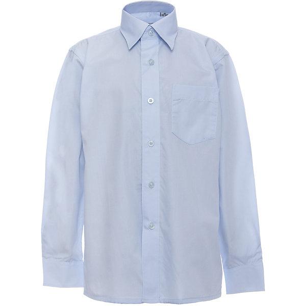 Купить Рубашка для мальчика Skylake, Россия, голубой, 122, 158, 146, 140, 134, 128, Мужской